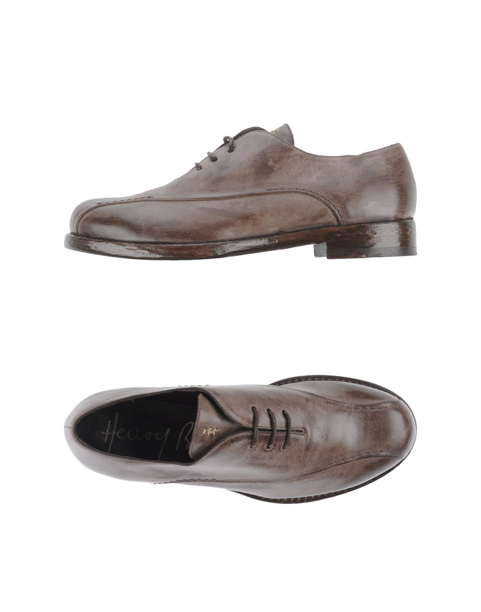 Henry Beguelin Mens Shoes