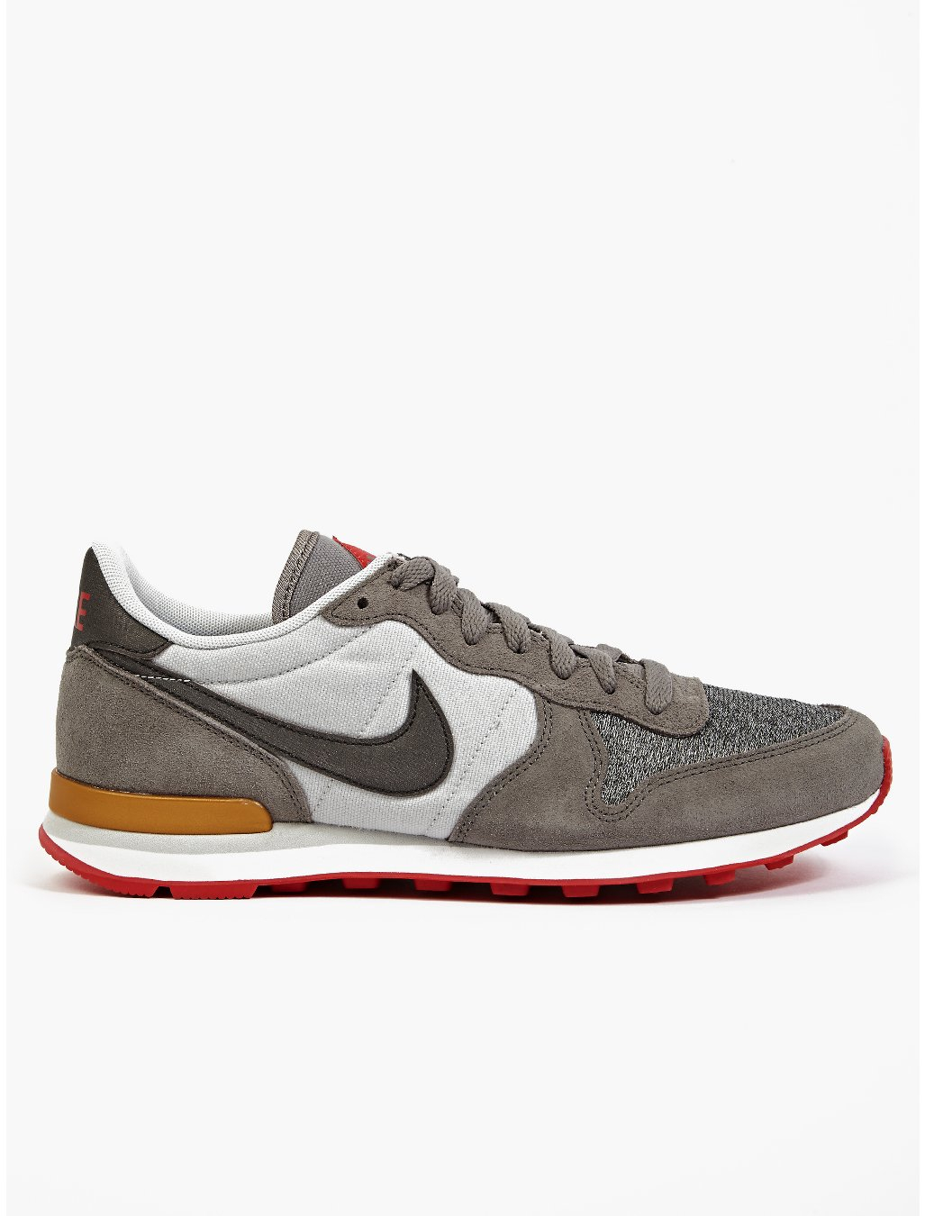 Nike Mens Internationalist City Qs Sneakers in White for ...