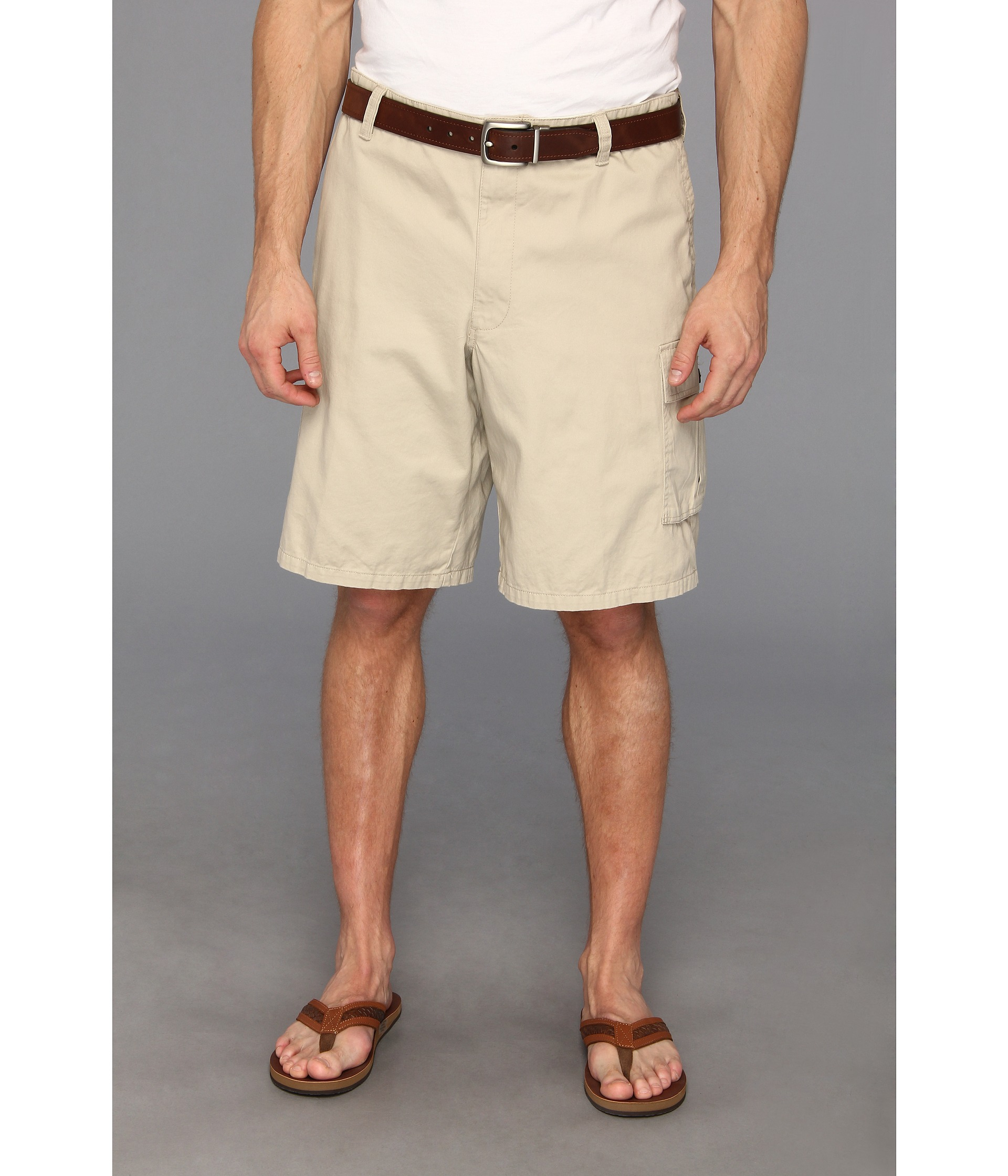 a434a008 Dockers Big & Tall Core Cargo Short in Natural for Men - Lyst