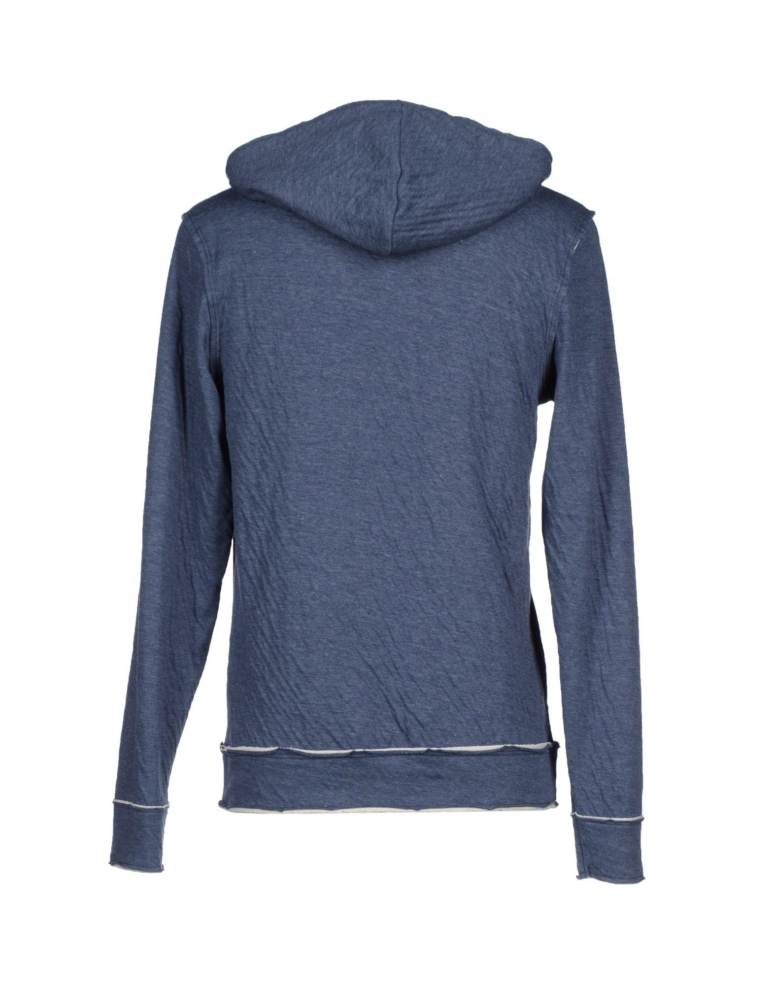 Originals By Jack Amp Jones Sweatshirt In Blue For Men Lyst
