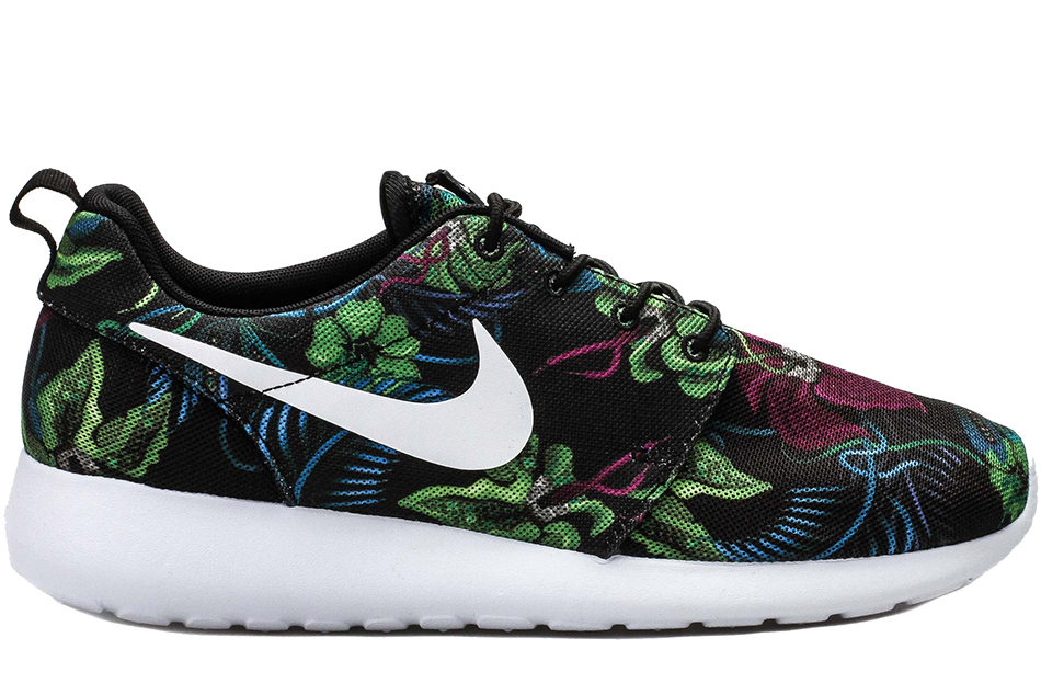df0b8eac01e7 Lyst - Nike Roshe Run Print Smoky Lotus in Purple for Men