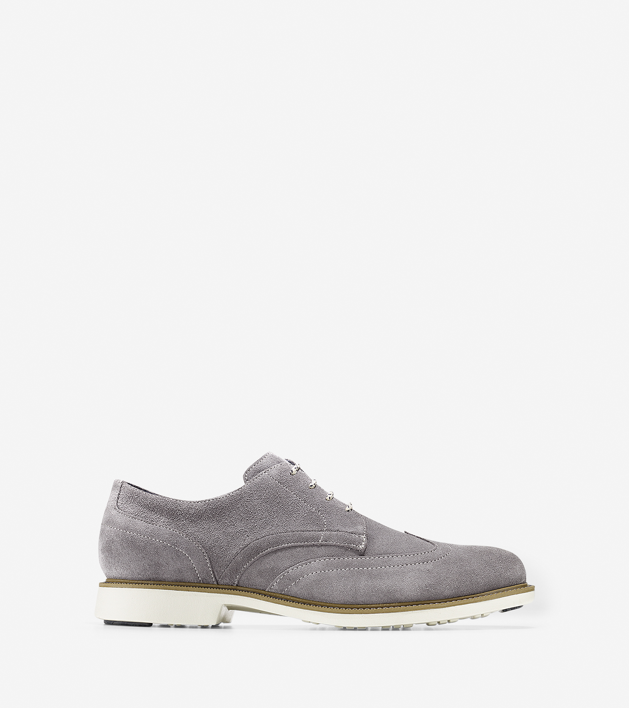 Gap Suede Wingtip Dress Shoes