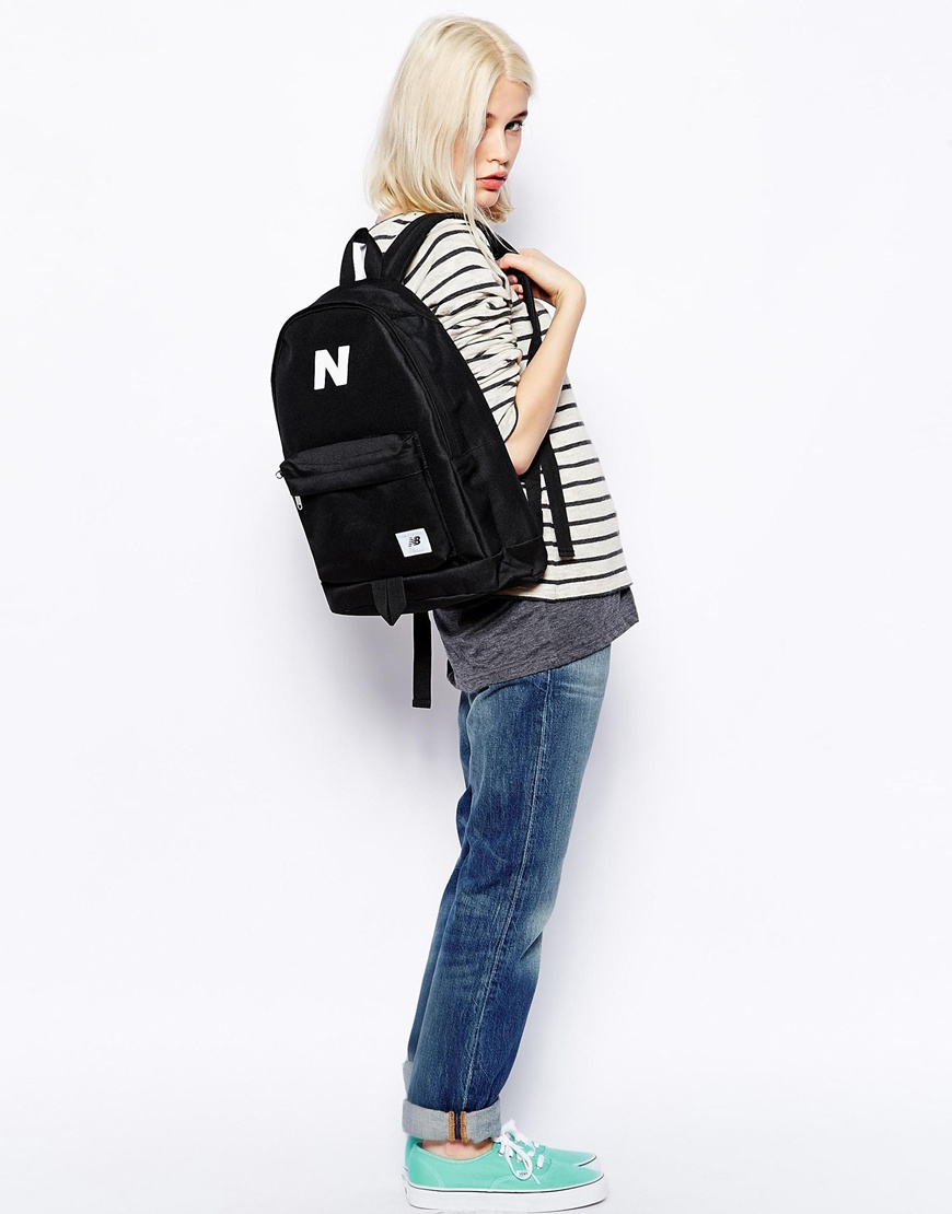 40916b9c6ba1 new balance mellow backpack in black