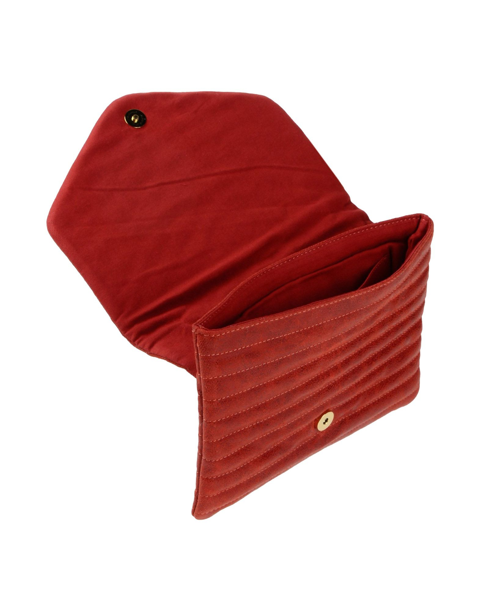 ganni handbag in red lyst. Black Bedroom Furniture Sets. Home Design Ideas