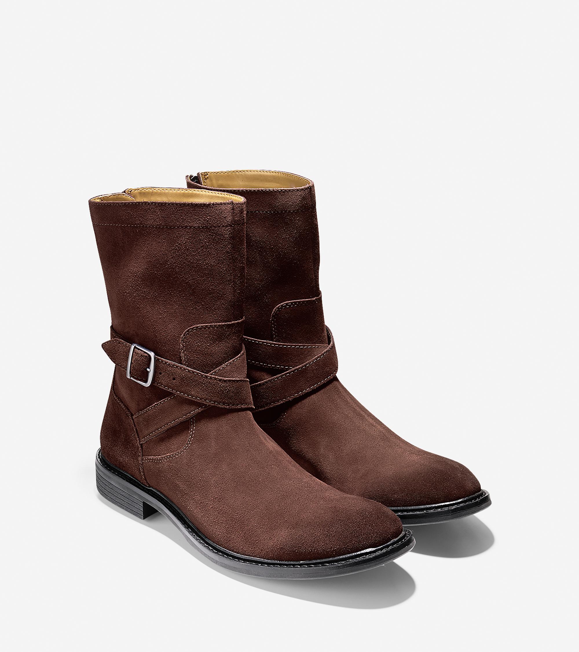 Cole Haan Brown Linen Shoes