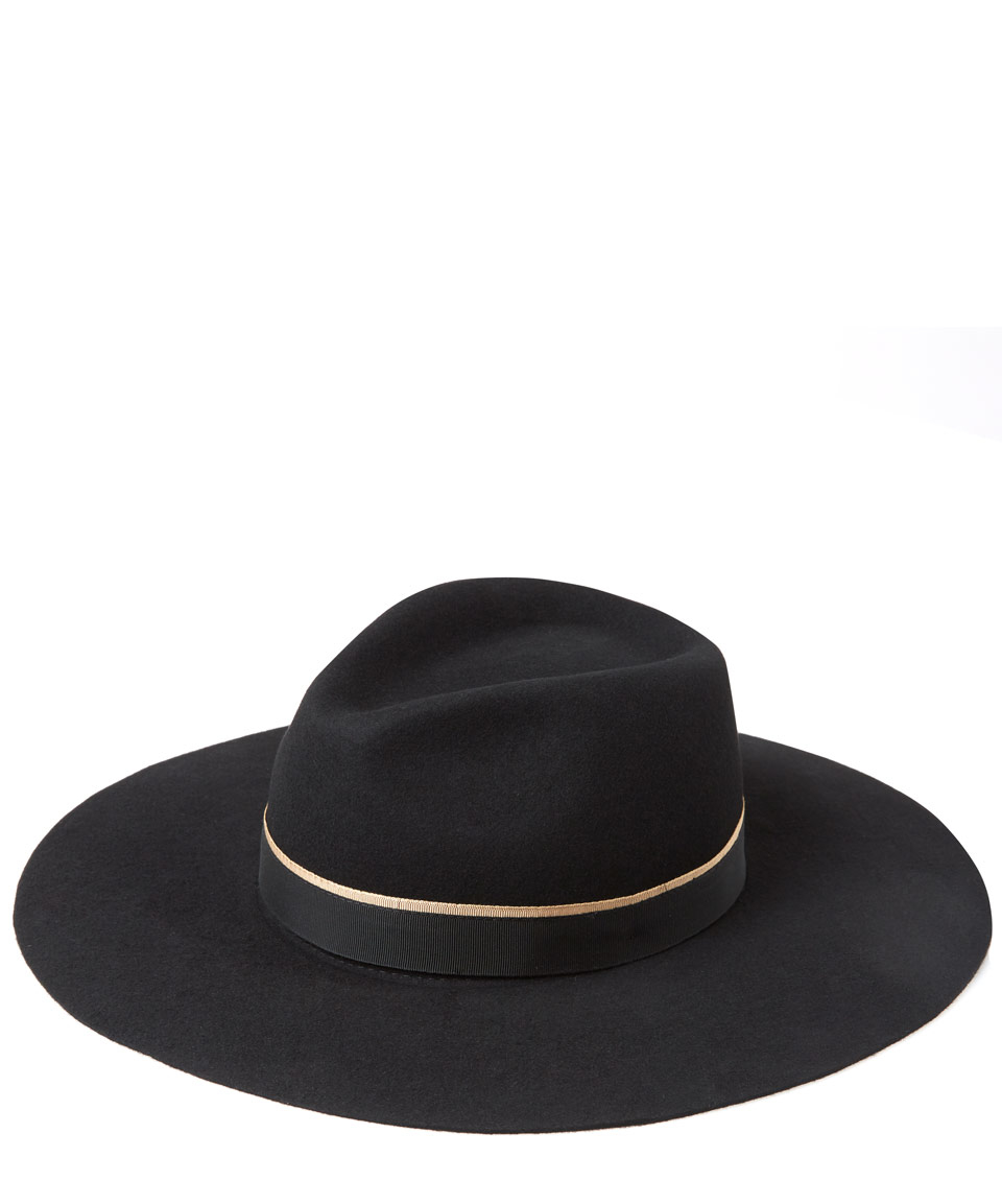 How To Wear A Floppy Hat With Natural Hair