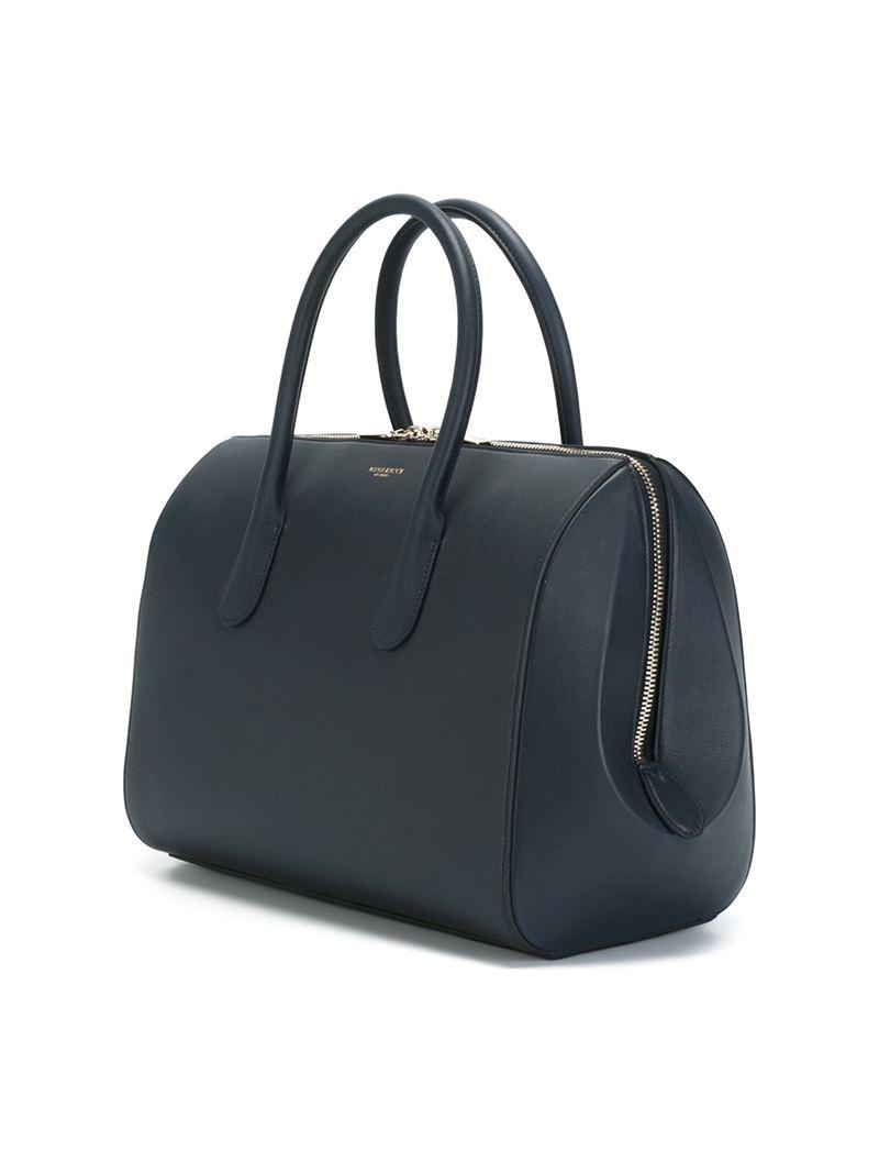 Nina Ricci Medium 'yukali' Tote Bag in Blue