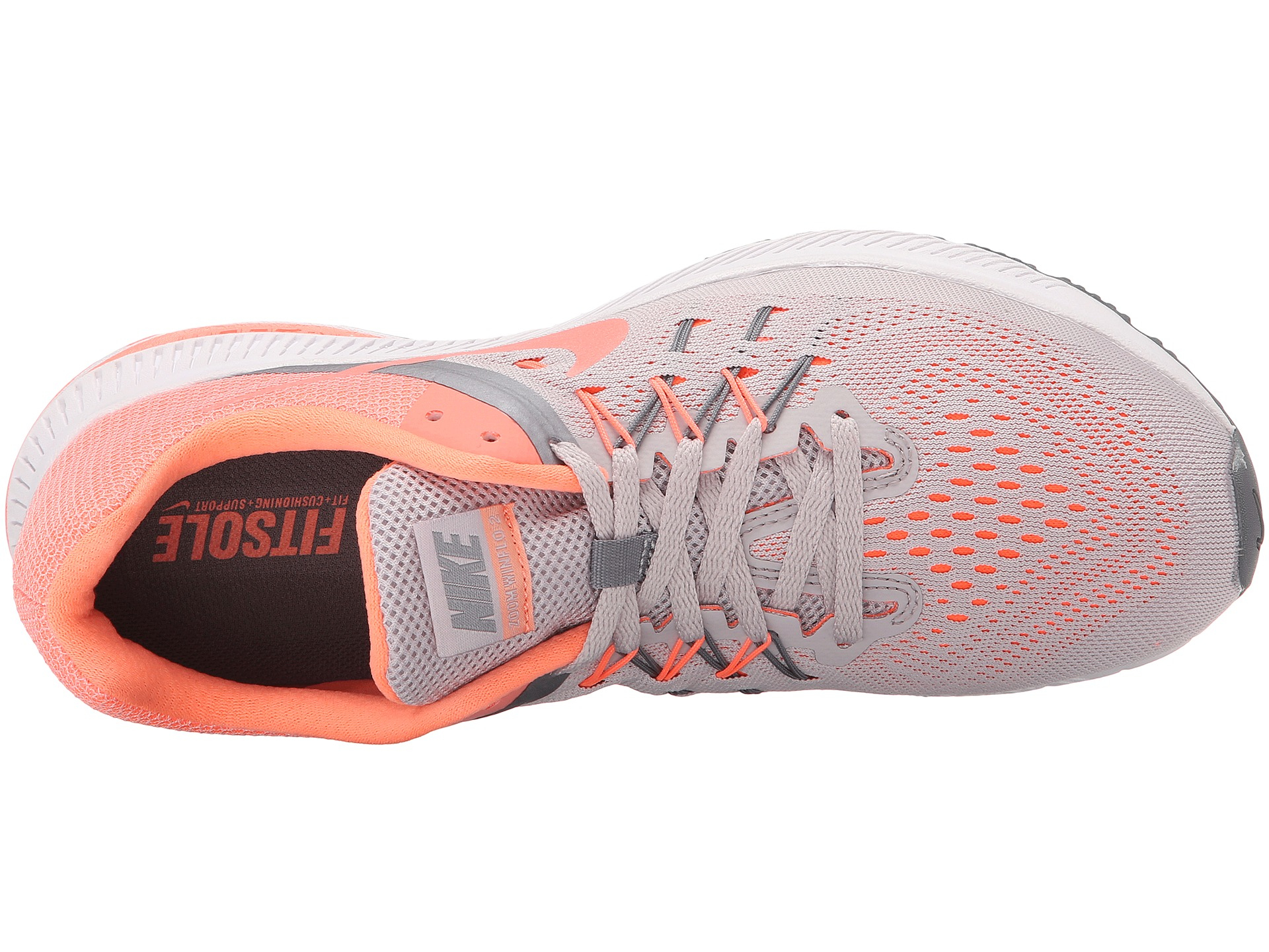 save off 1584f 3a223 Nike Zoom Winflo 2 in Pink - Lyst