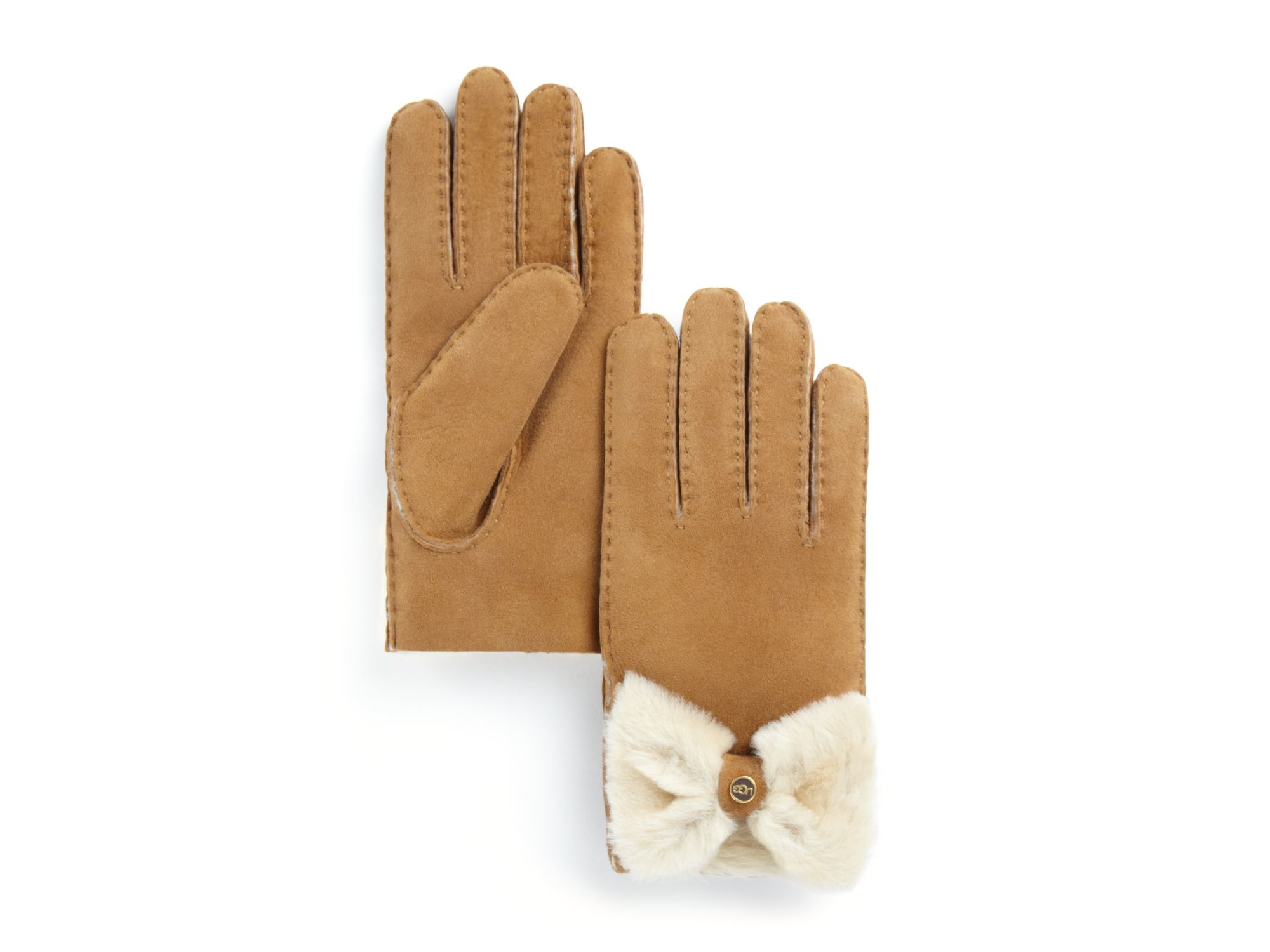 ugg classic gloves