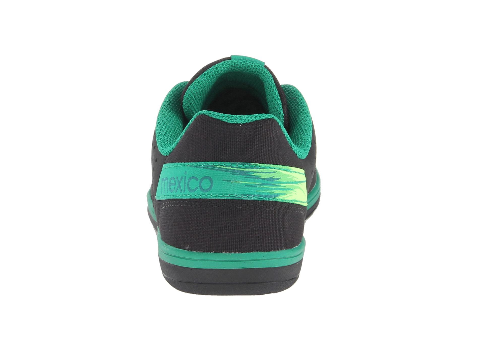 venta minorista gran surtido zapatos de separación adidas Freefootball Janeirinha Sala in Black/Vivid Red/Vivid Green ...