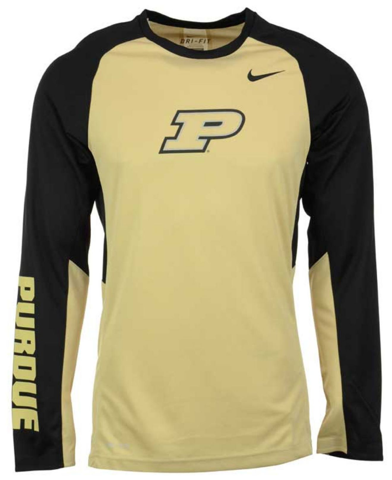 ncaa t shirts purdue boilermakers gold