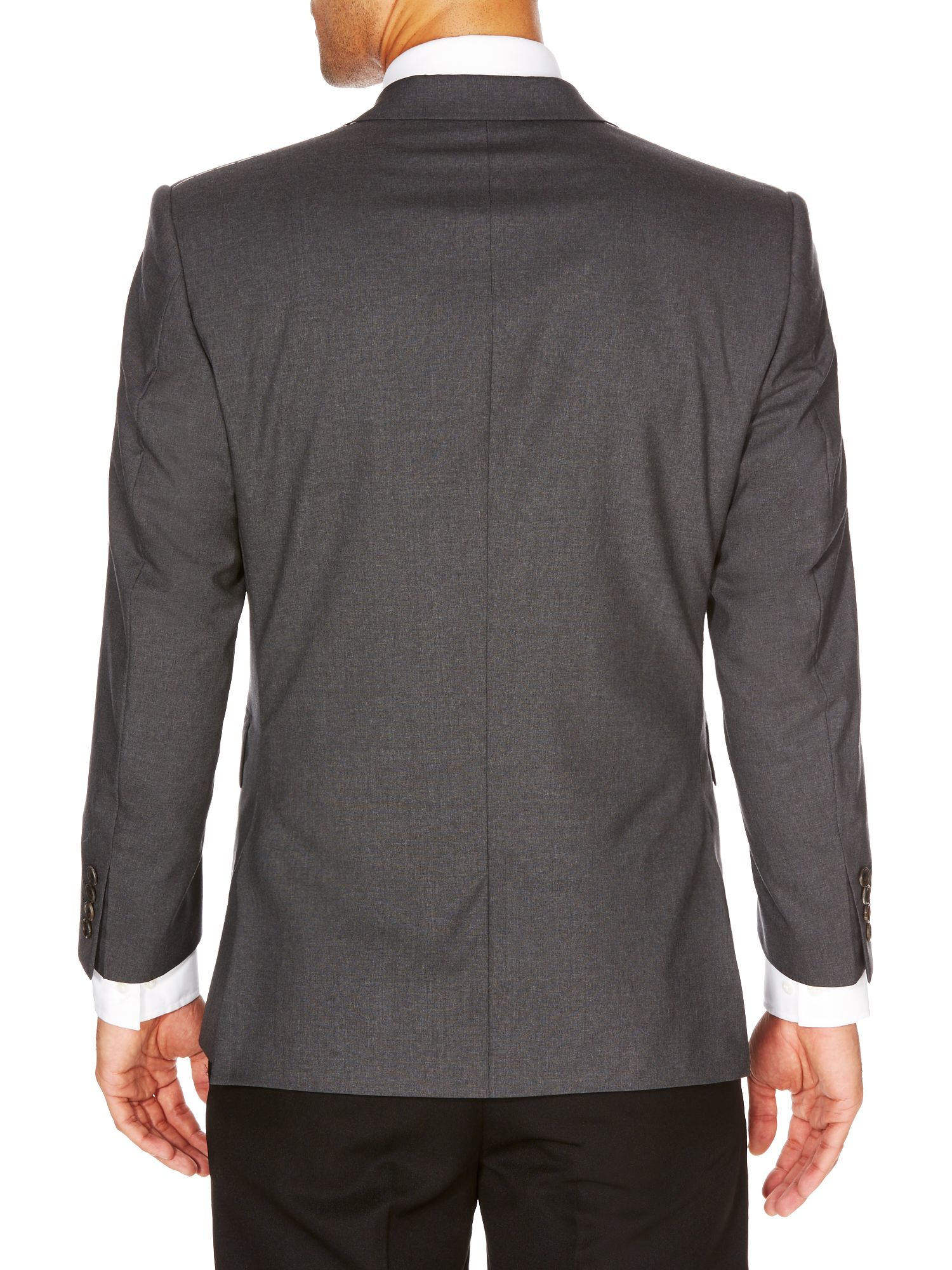 Chester barrie Plain Notch Collar Tailored Fit Suits in ...