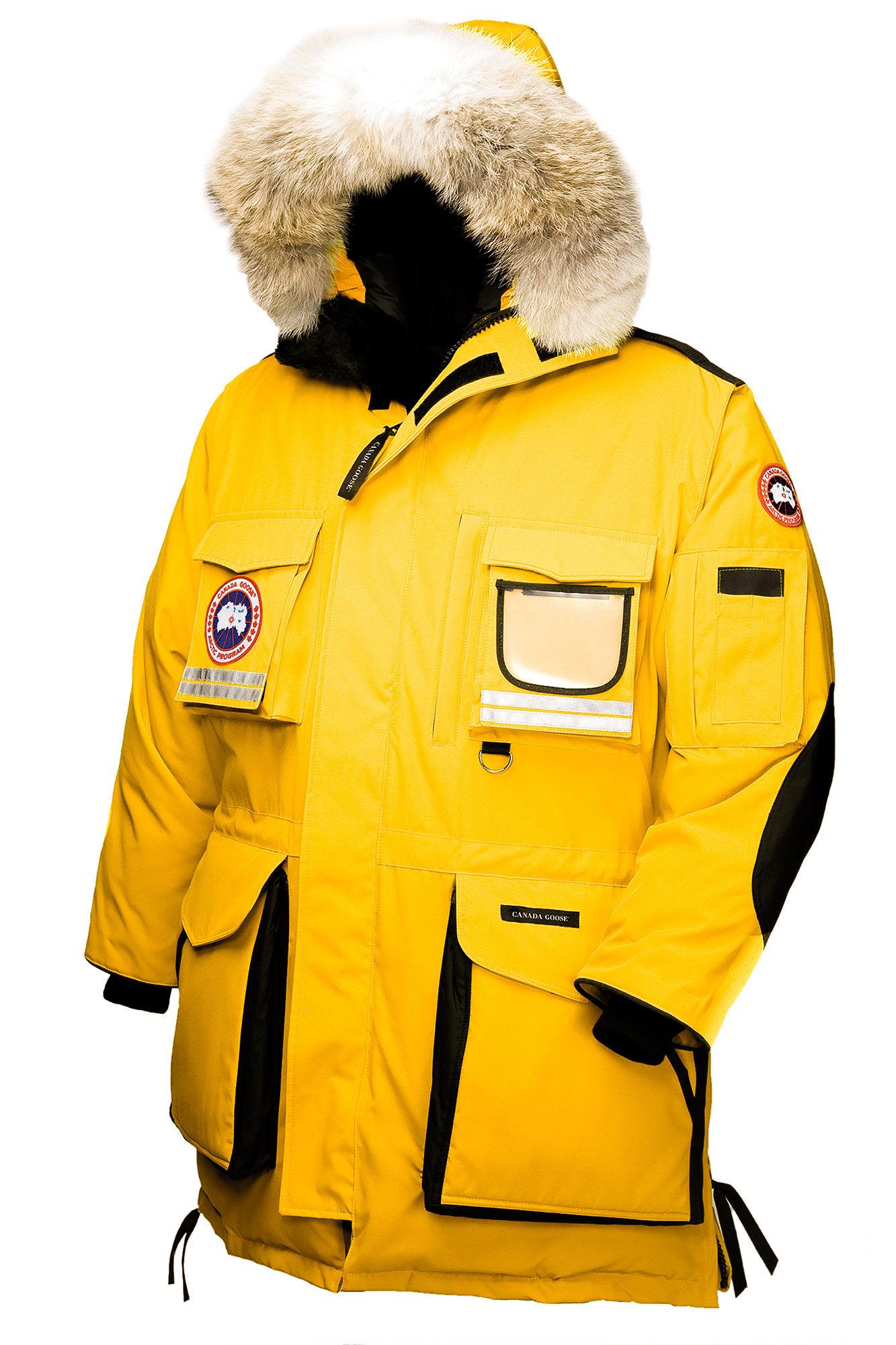 Canada Goose kensington parka online fake - Canada goose Snow Mantra Parka in Yellow for Men (Summer Light) | Lyst