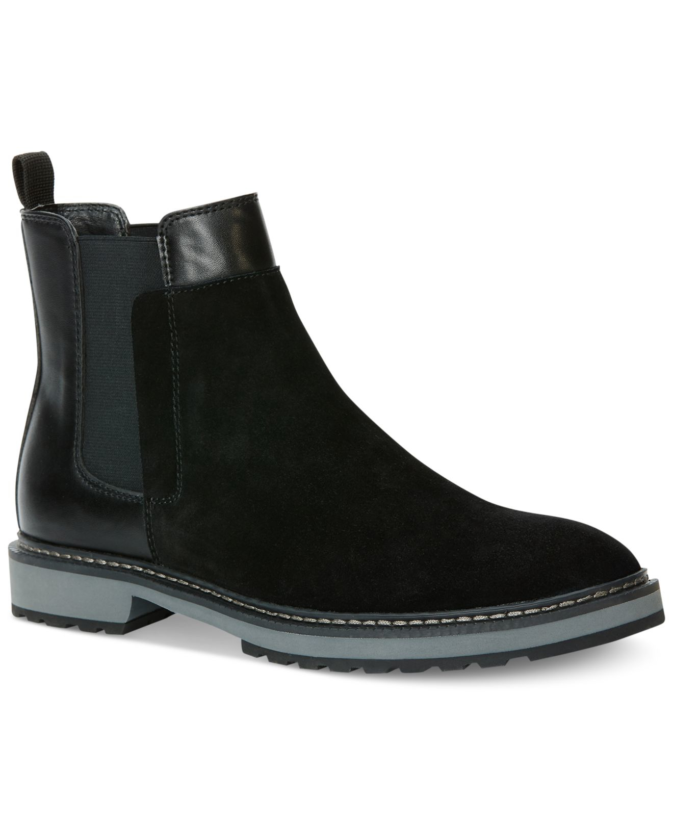 Calvin klein Avis Boots in Black for Men   Lyst