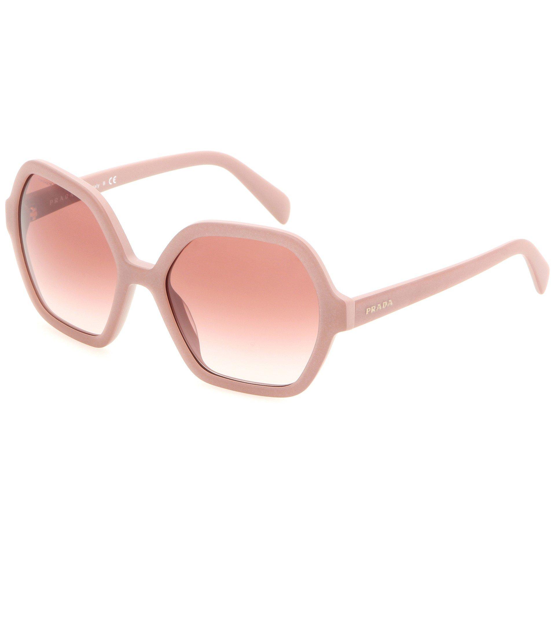 52646770fa9 ... cat eye 52mm eyeglasses 7802a c5b0c  best lyst prada sunglasses in pink  00a0c 0e4c1