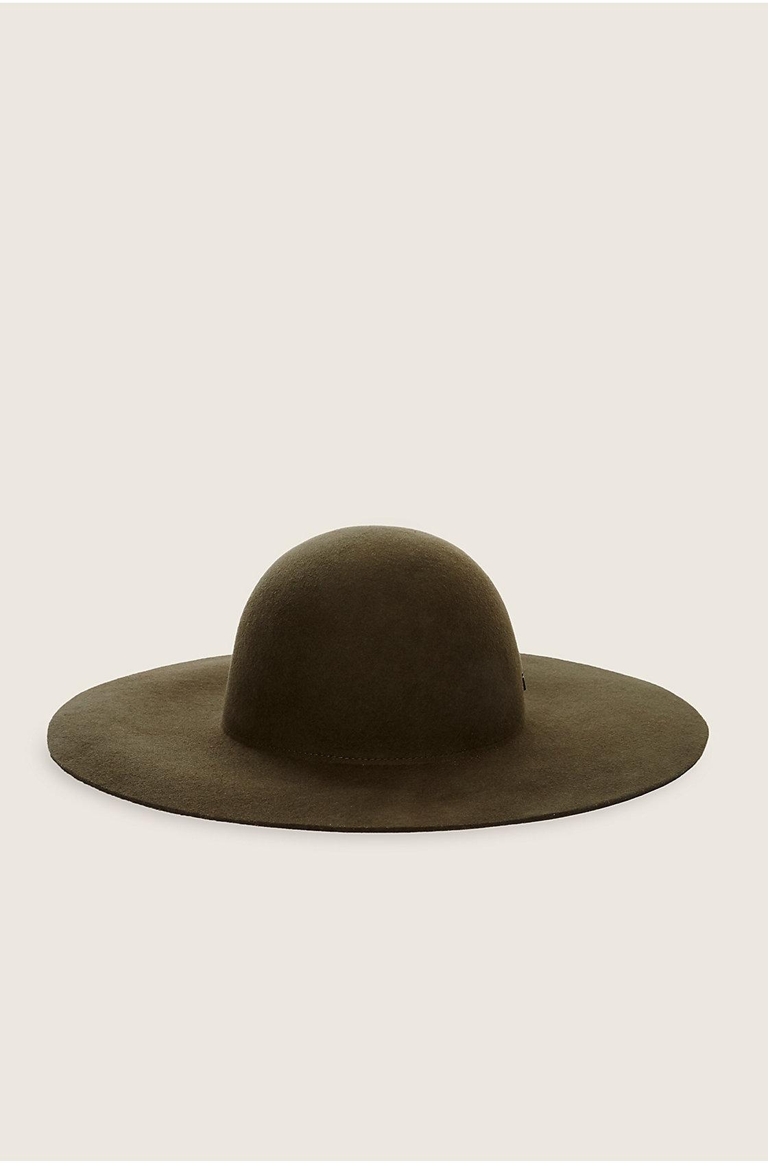 true religion floppy womens hat in green lyst