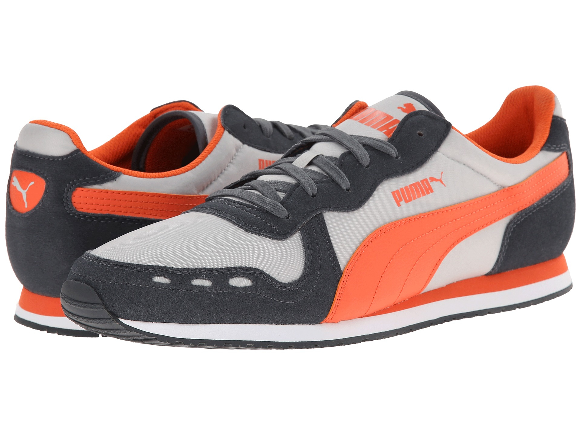 Up To 65  Off Puma Cabana Racer Fun Sneakerss