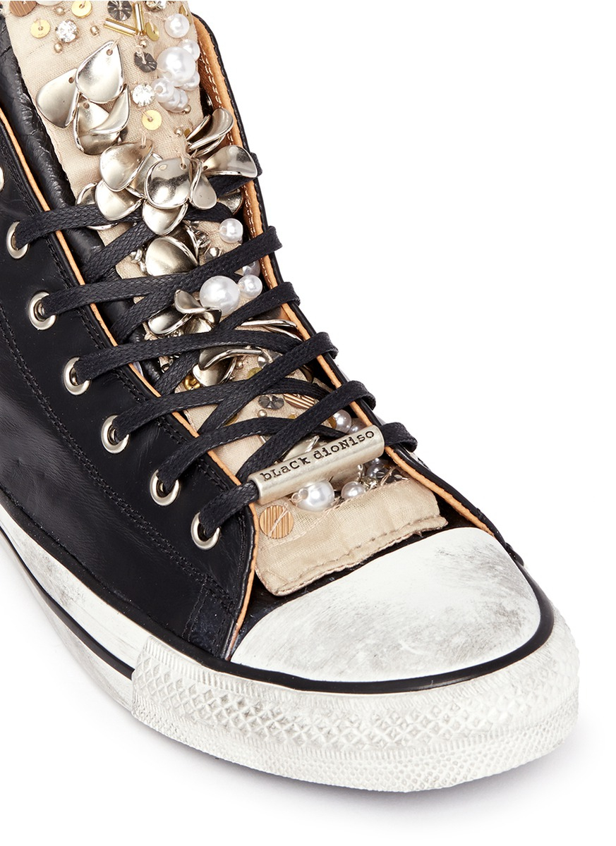 DIONISO Sneakers Black Women