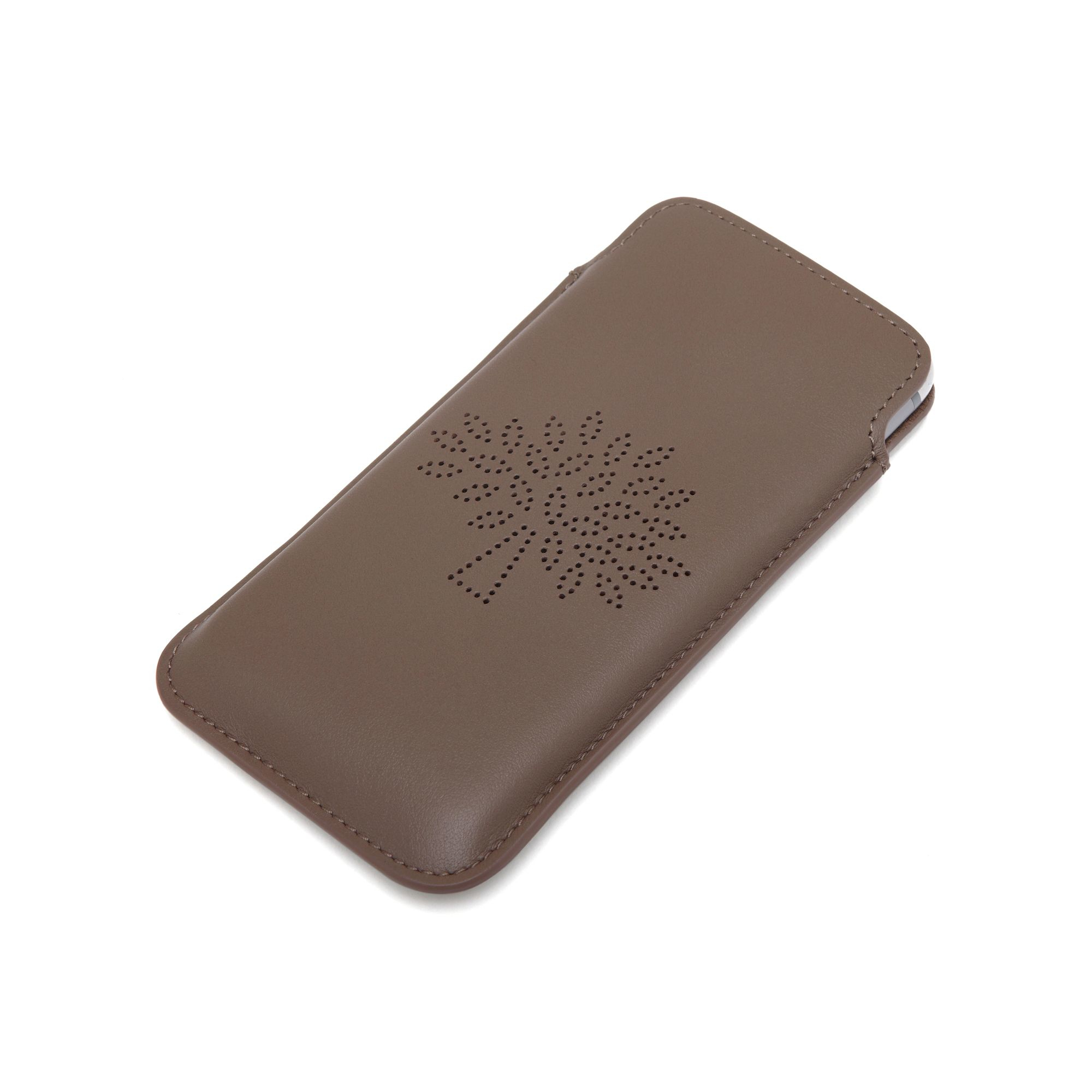 newest 22ad5 d55cc Mulberry Brown Blossom Iphone 6 Cover