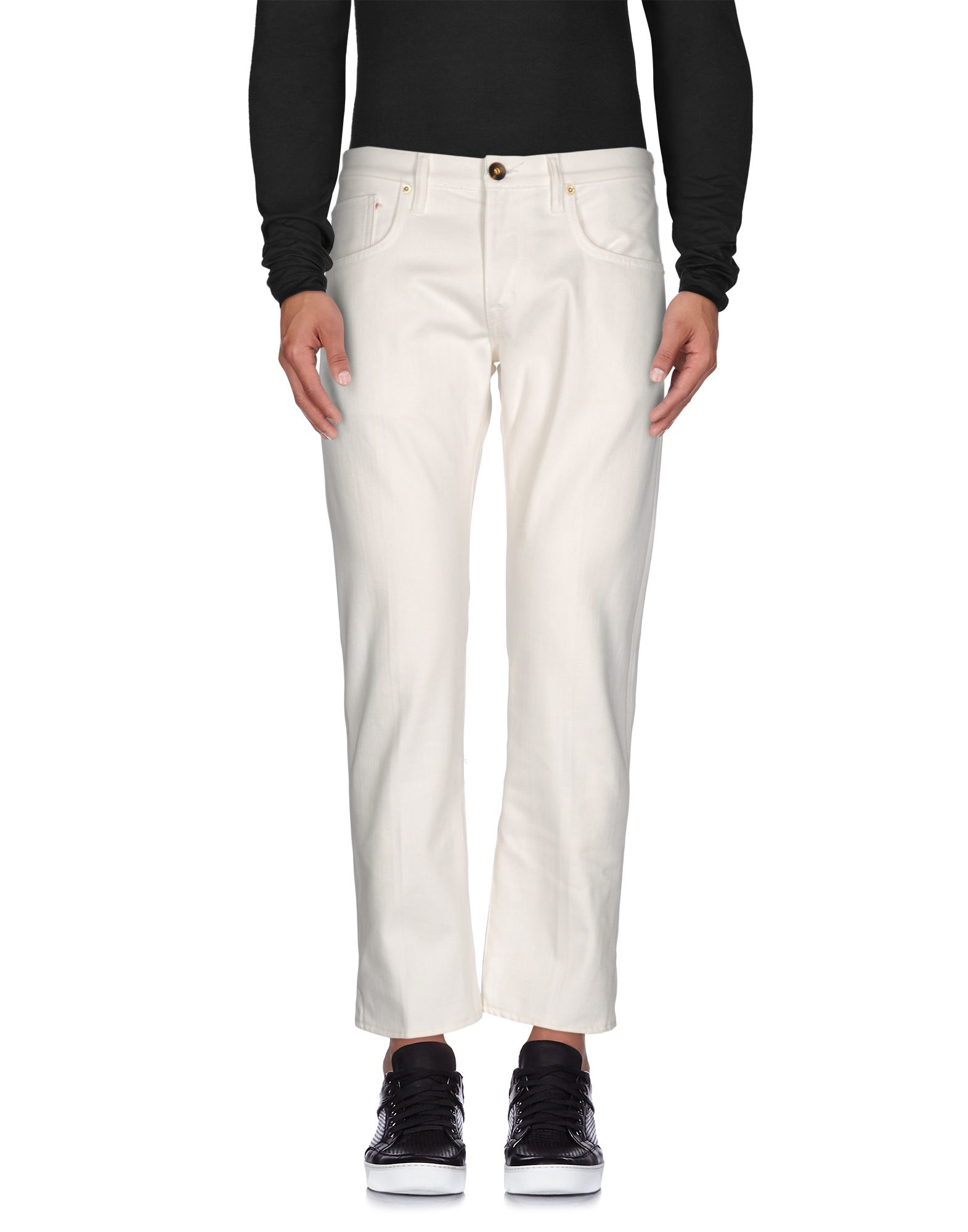 Statement jackets and the latest sneakers are always going to be top of men's lust lists, but don't let high-wattage clobber blind you to the essentials. The right pair of trousers can be the.