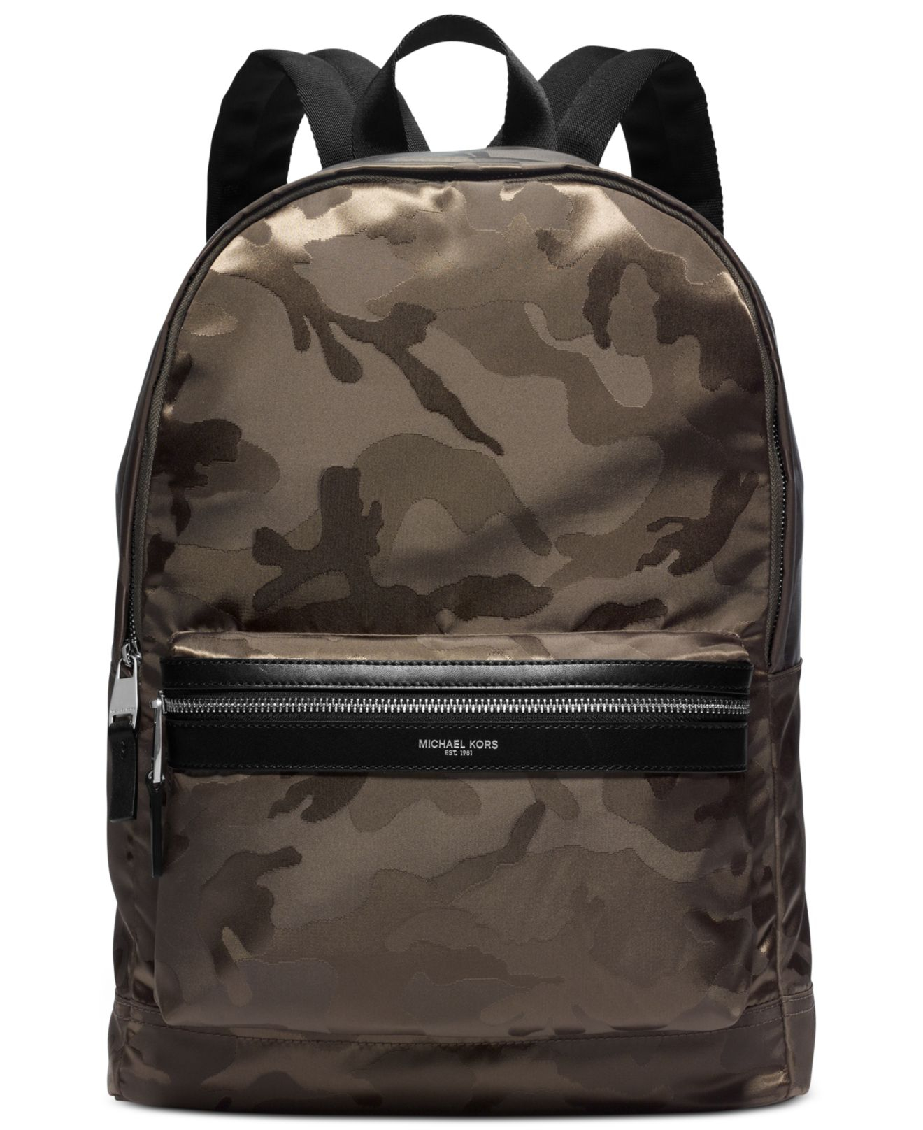 1312126997f3 Michael Kors Kent Camo Backpack in Green for Men - Lyst