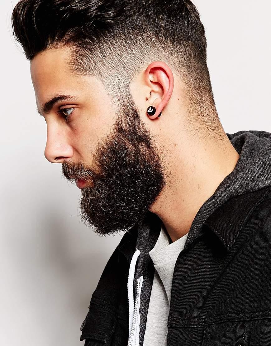 Black Male Earrings Best All Earring Photos Kamiliol