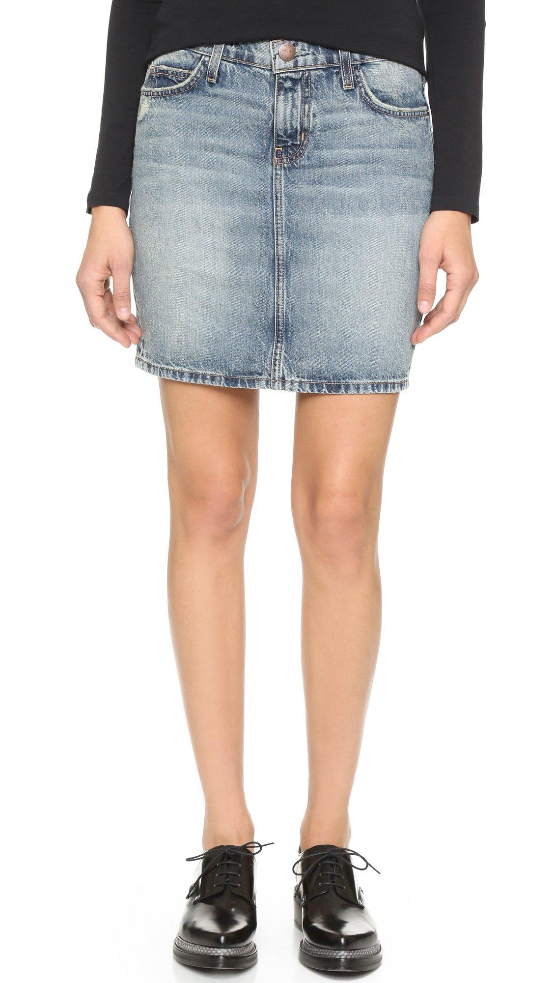 Skinny Miniskirt 38