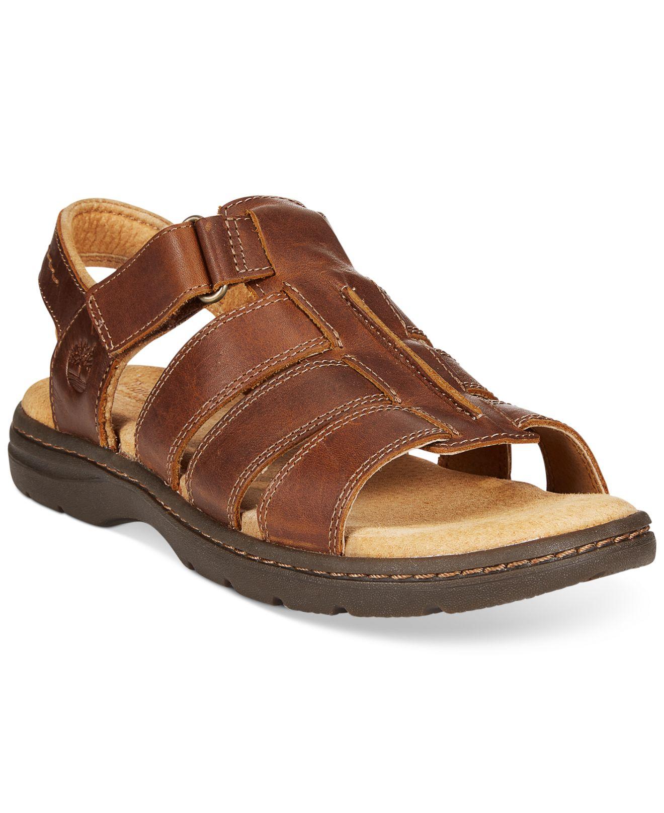 timberland altamont 2 0 fisherman sandals in brown for men. Black Bedroom Furniture Sets. Home Design Ideas