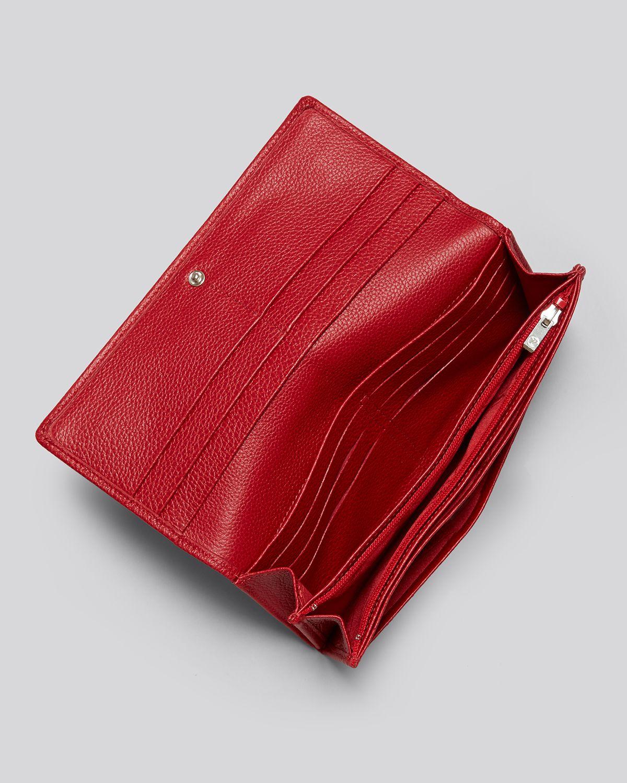 Wallet Veau Foulonne Checkbook