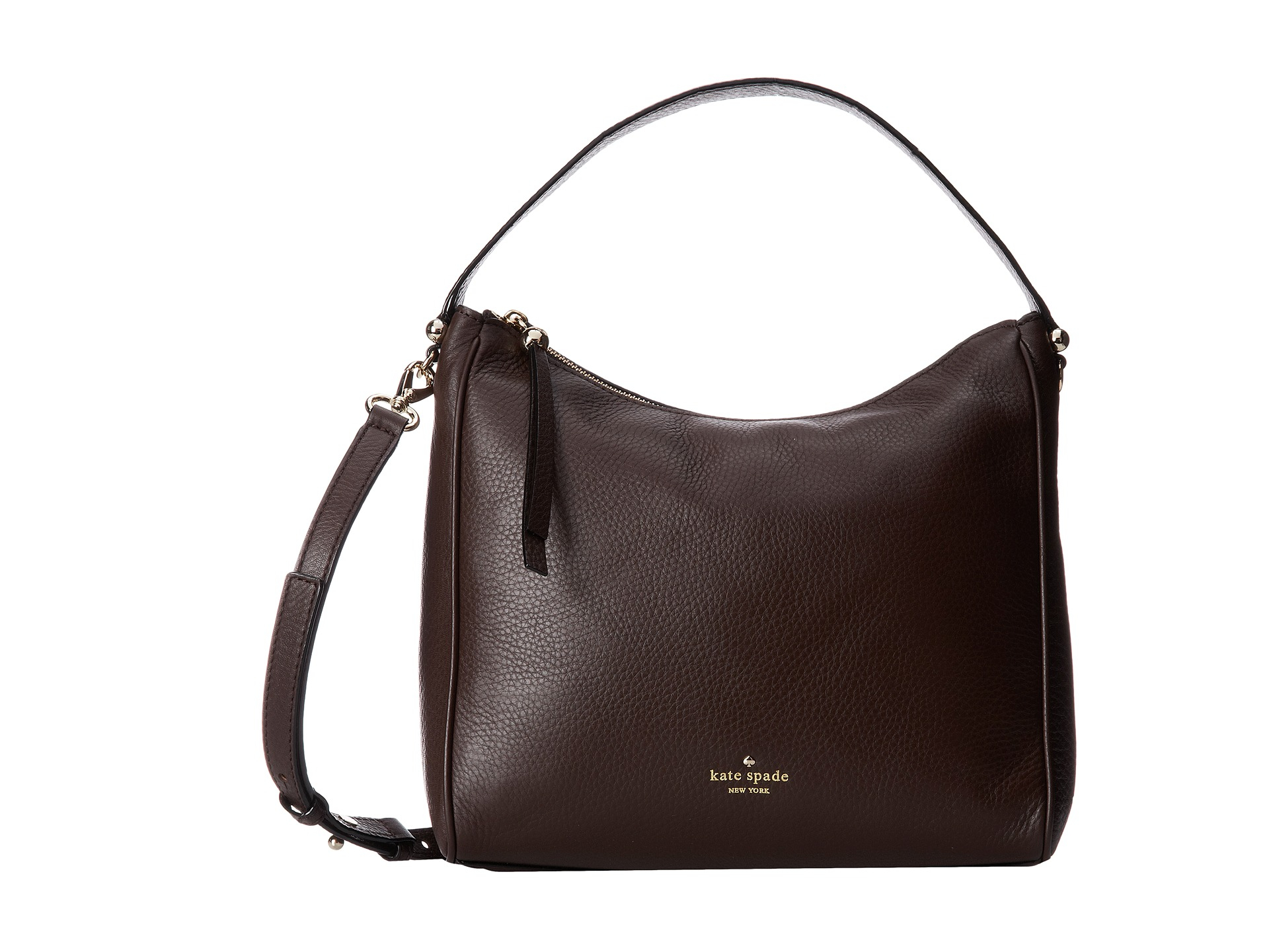 Kate Spade New York Charles Street Small Haven In Brown