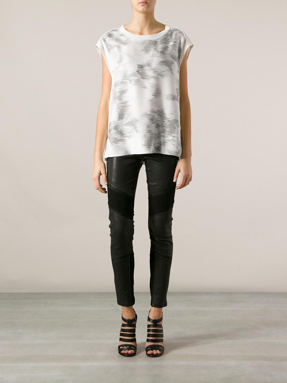 IRO Hoani Tshirt in White