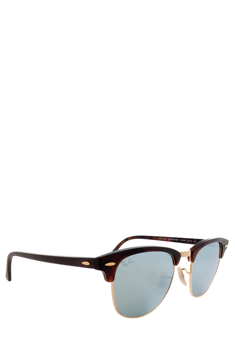 a17c8c2093 Ray Ban Clubmaster Tortoiseshell Sunglasses