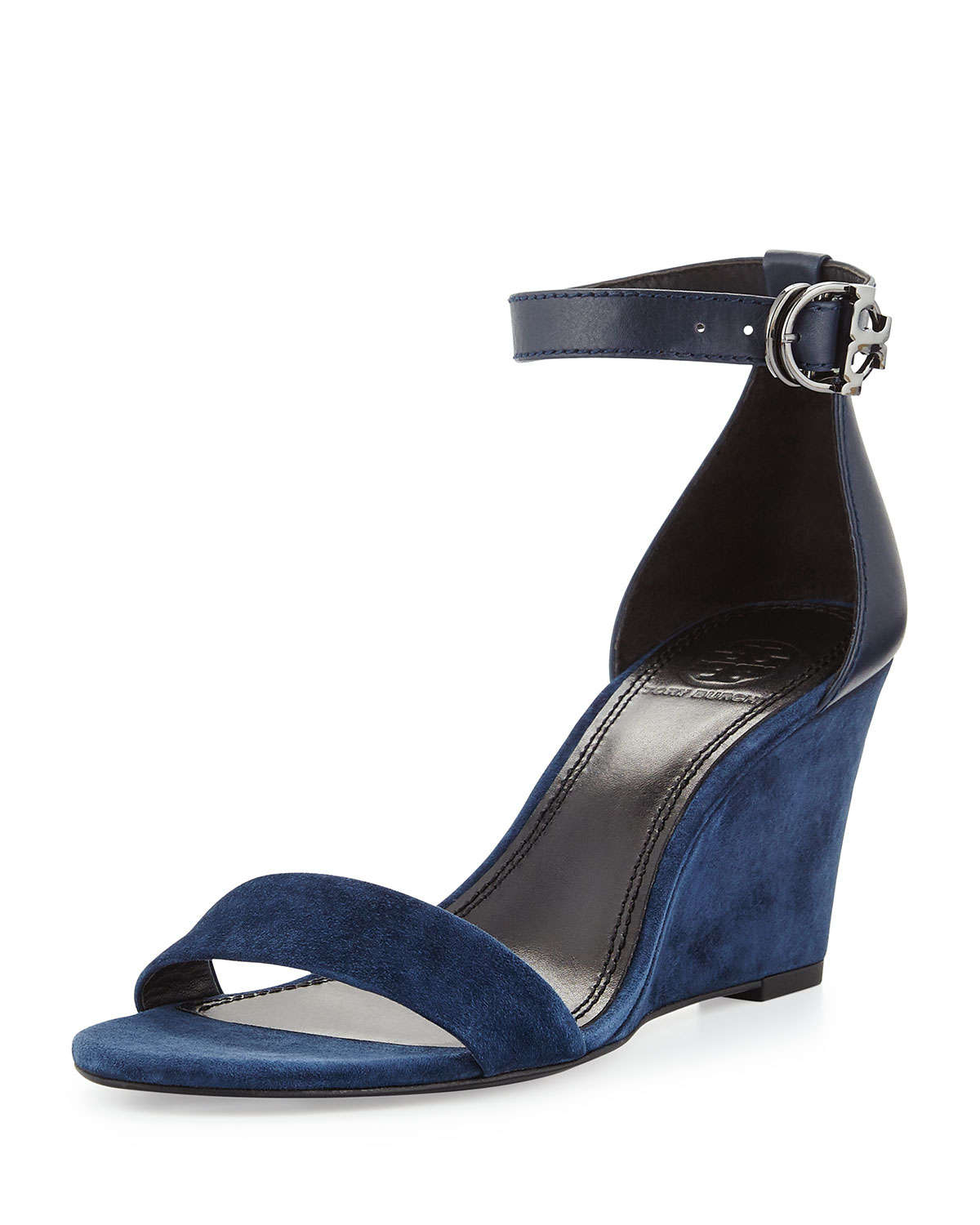 Tory Burch Dark Blue Shoes