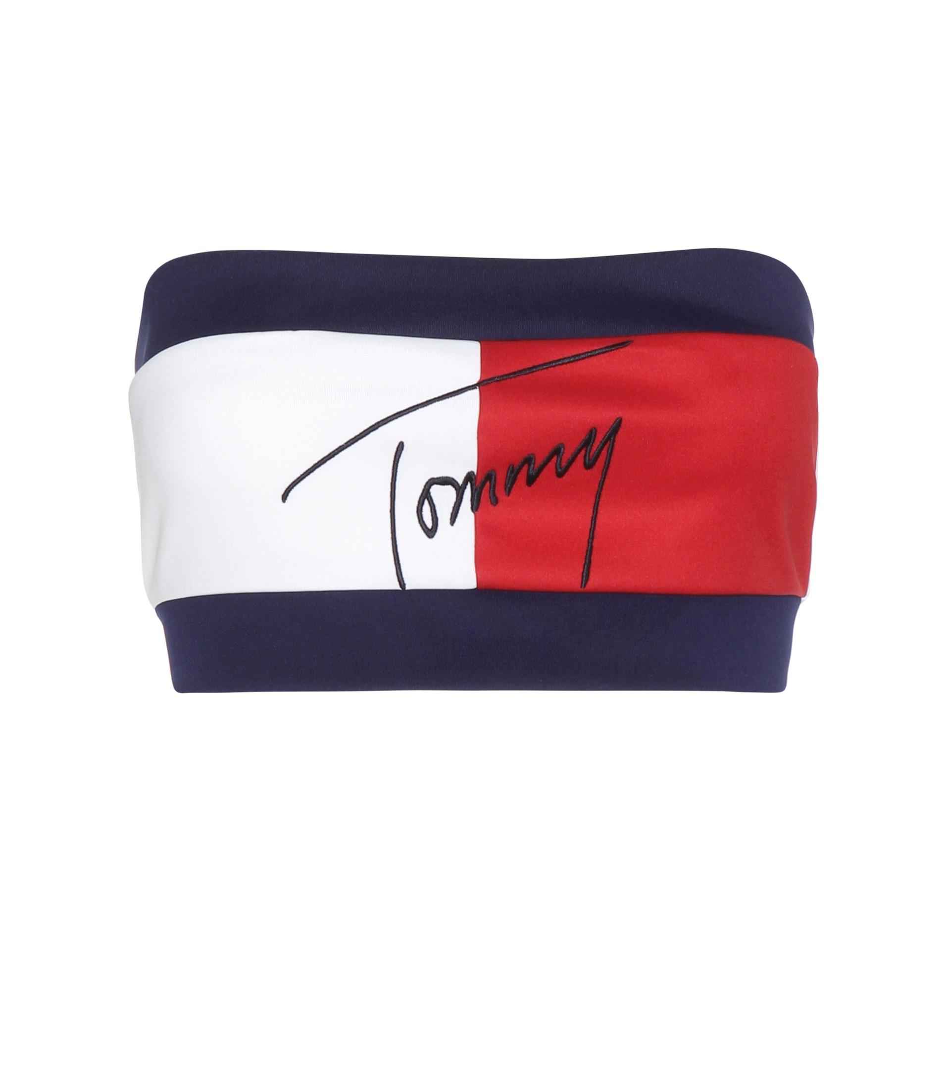 Tommy hilfiger Mytheresa.com Exclusive Flag Embroidered ...