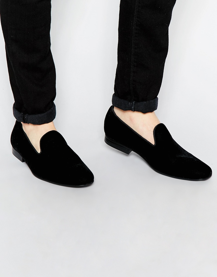 Buy Men Shoes / Aldo Vendemiano Velour Loafers