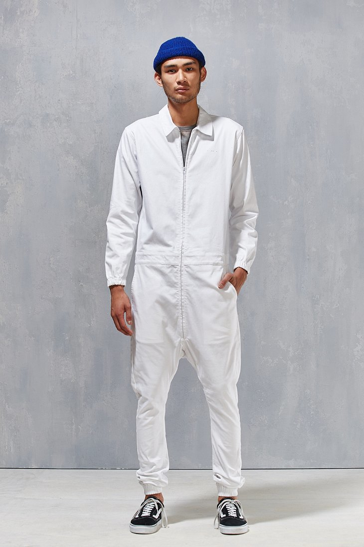 9101725a4 Timberland Phantom Jogger Coverall in White for Men - Lyst