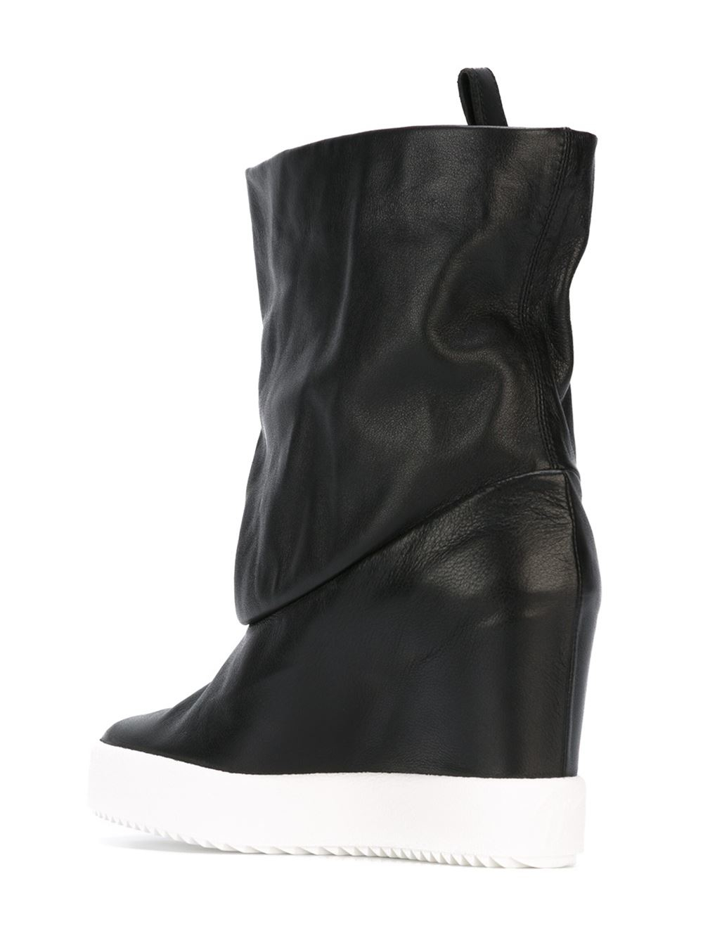 giuseppe zanotti wedge ankle boots