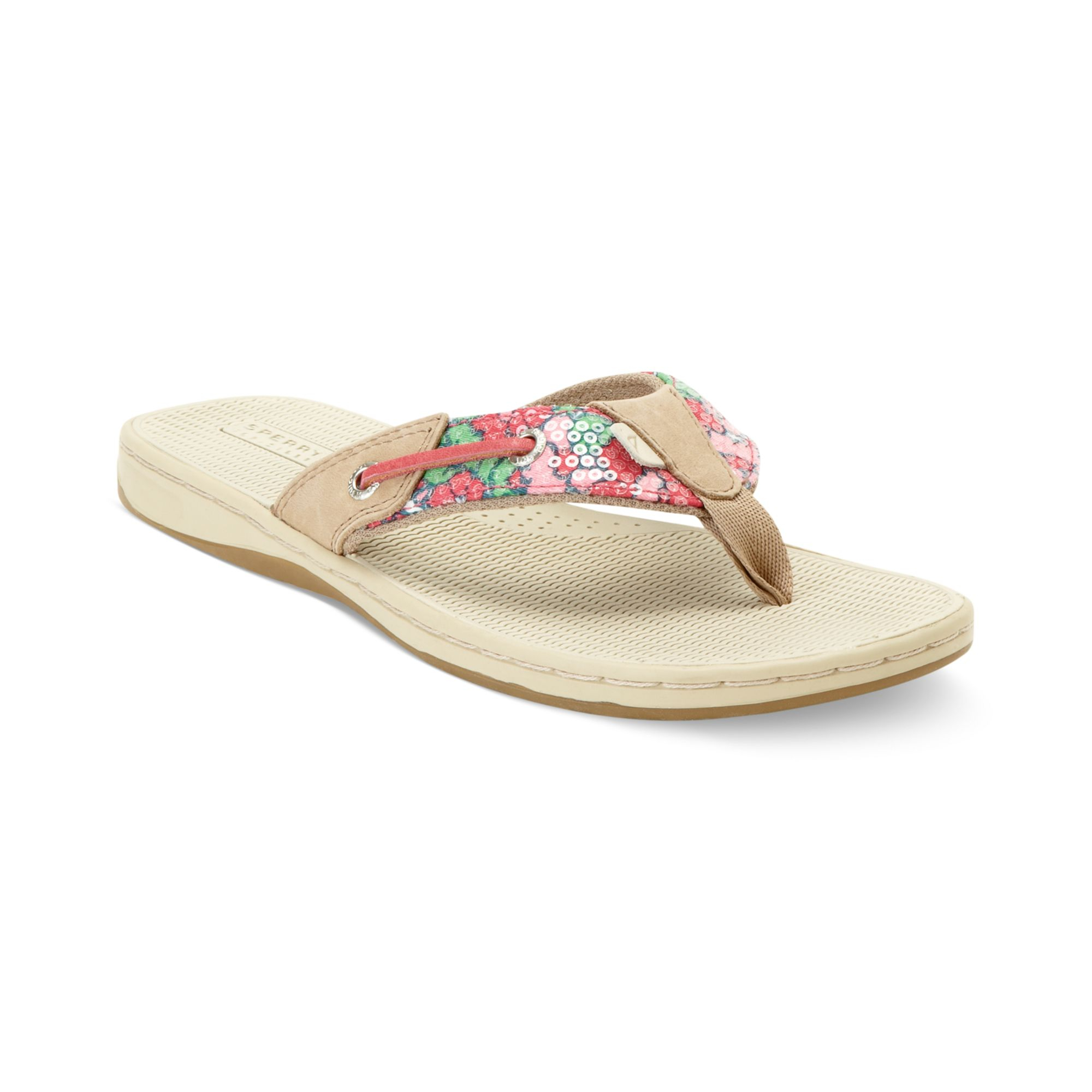 Sperry Top-Sider Seafish Thong Sandals