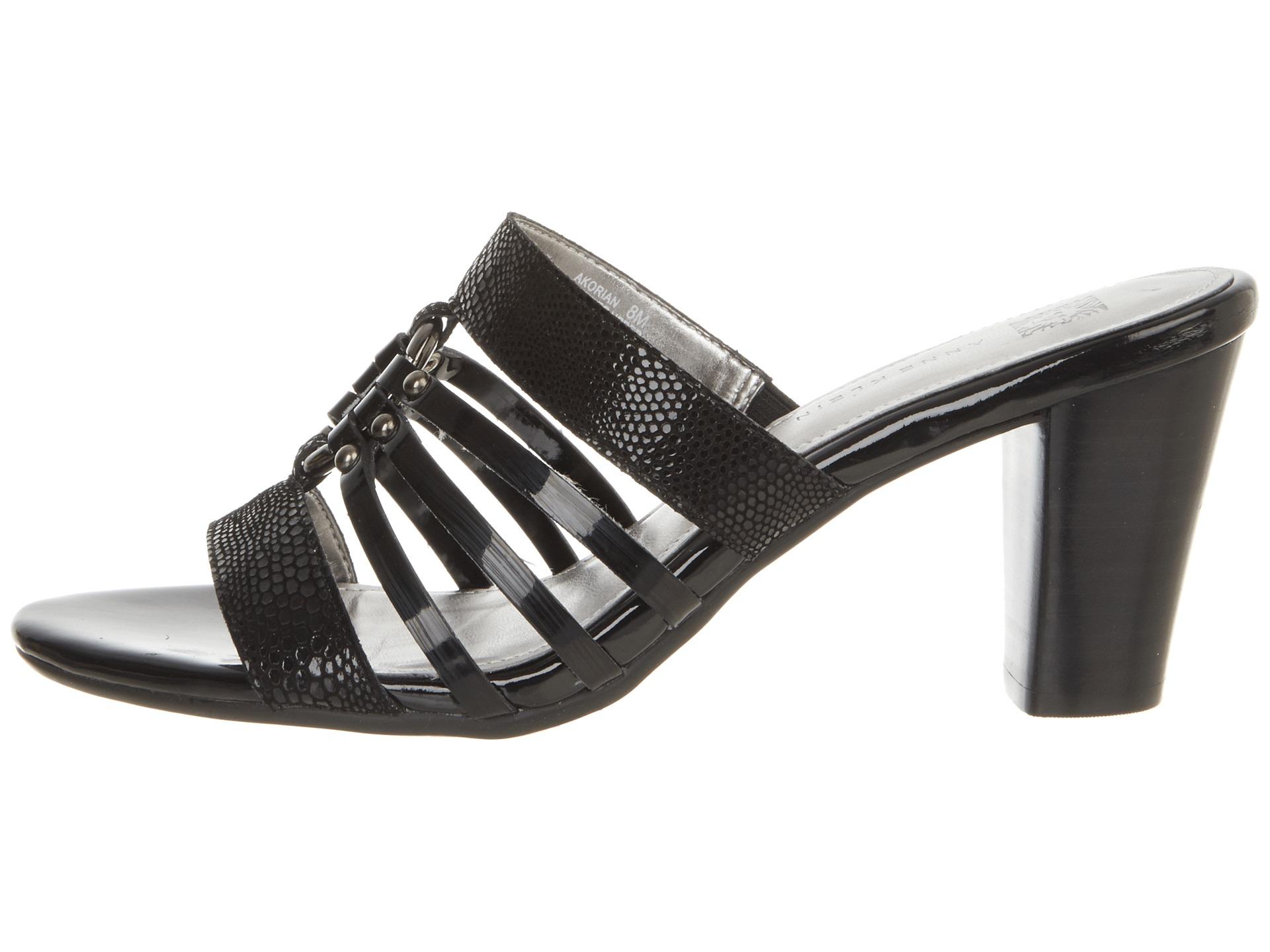981f3ebb1c Lyst - Anne Klein Orian in Black