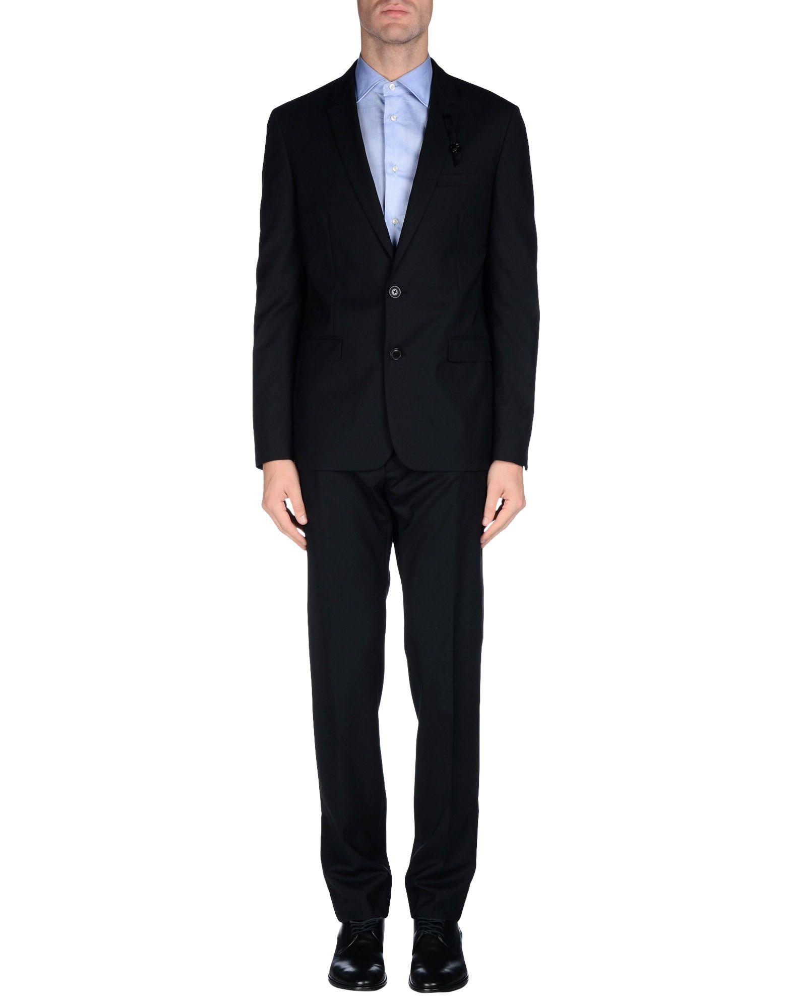 viktor rolf suit in black for men lyst. Black Bedroom Furniture Sets. Home Design Ideas
