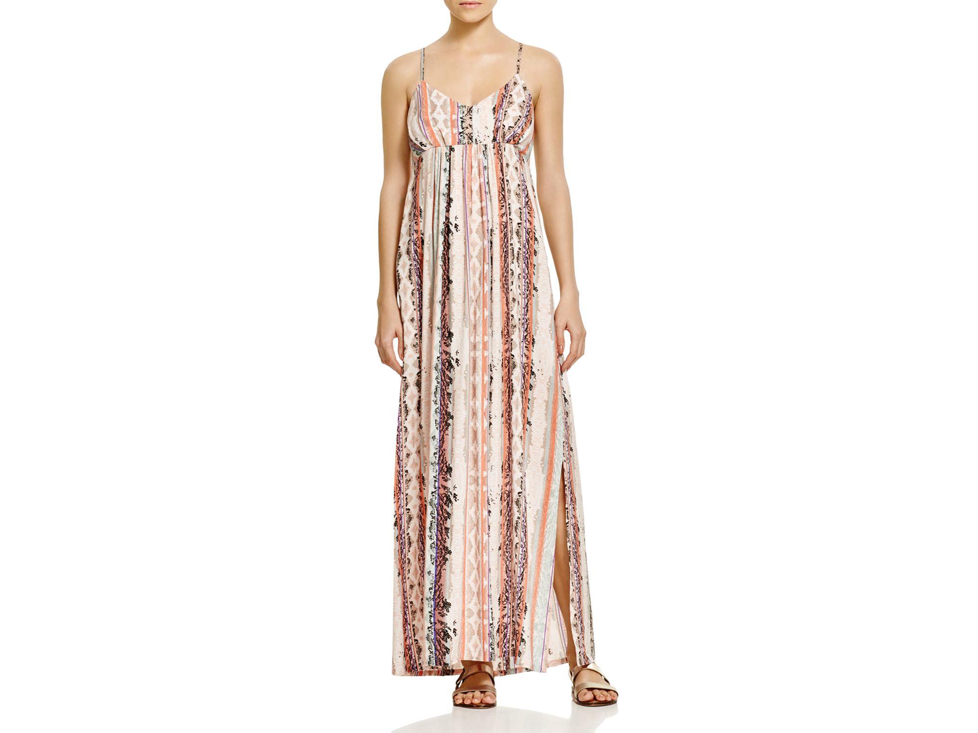 Python print maxi dress