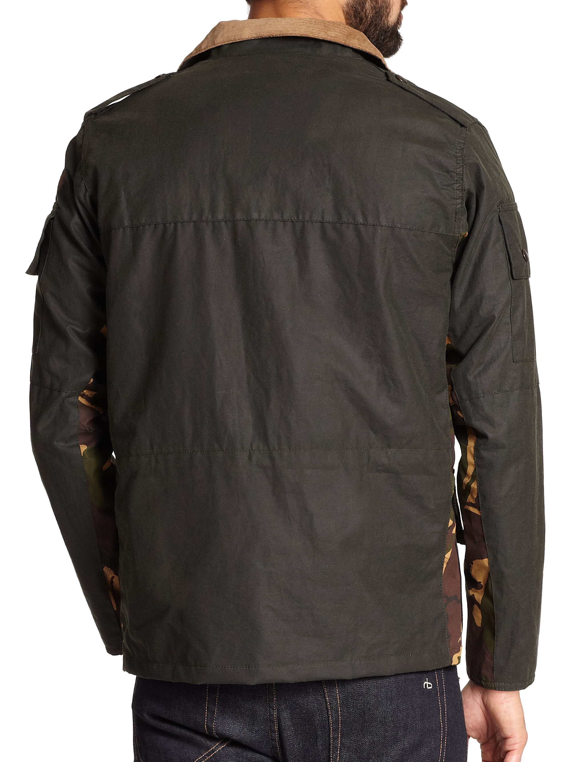 Barbour Cowen Commando 2015