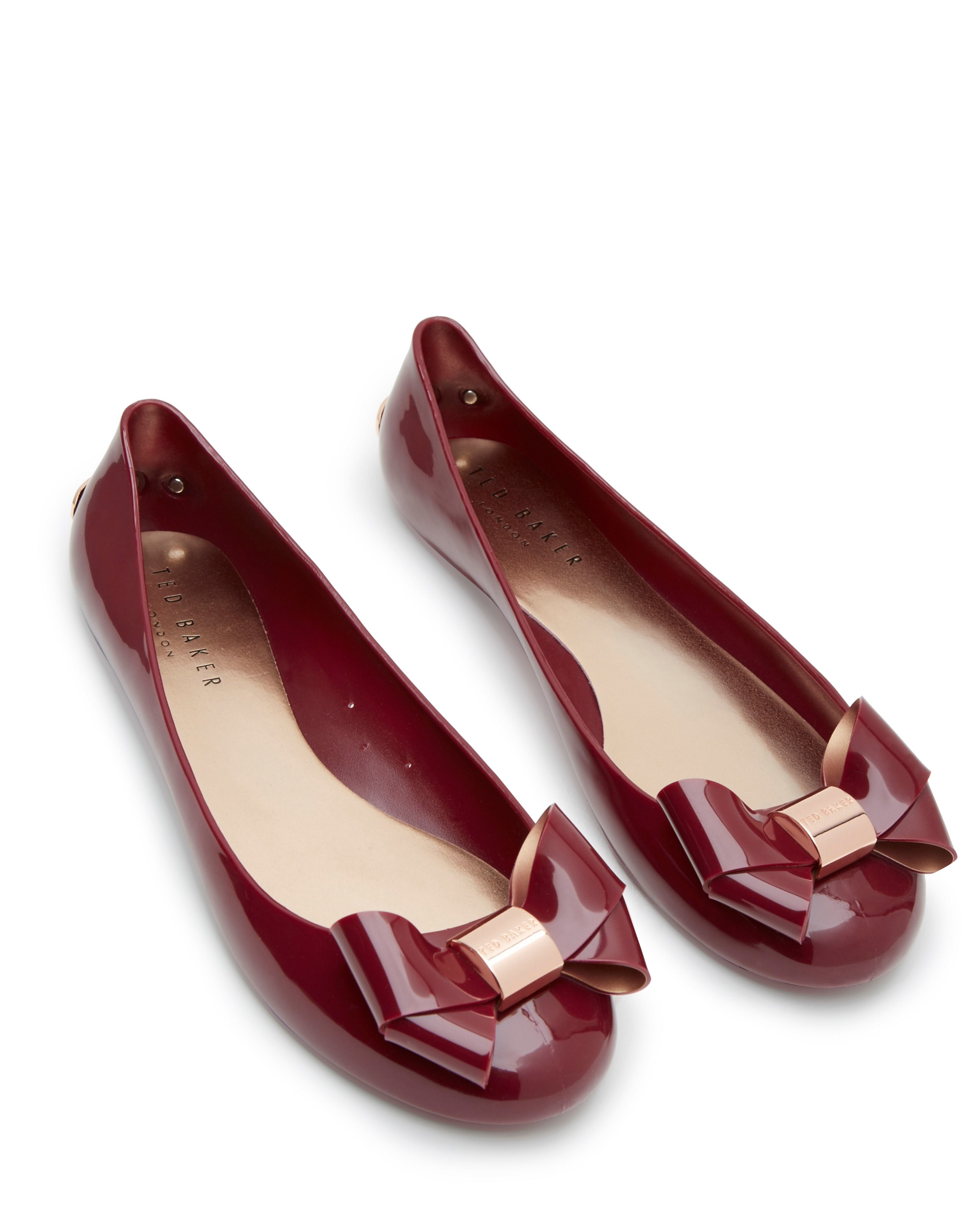2c96684d053d7 Ted Baker Jelly Flats Related Keywords   Suggestions - Ted Baker ...