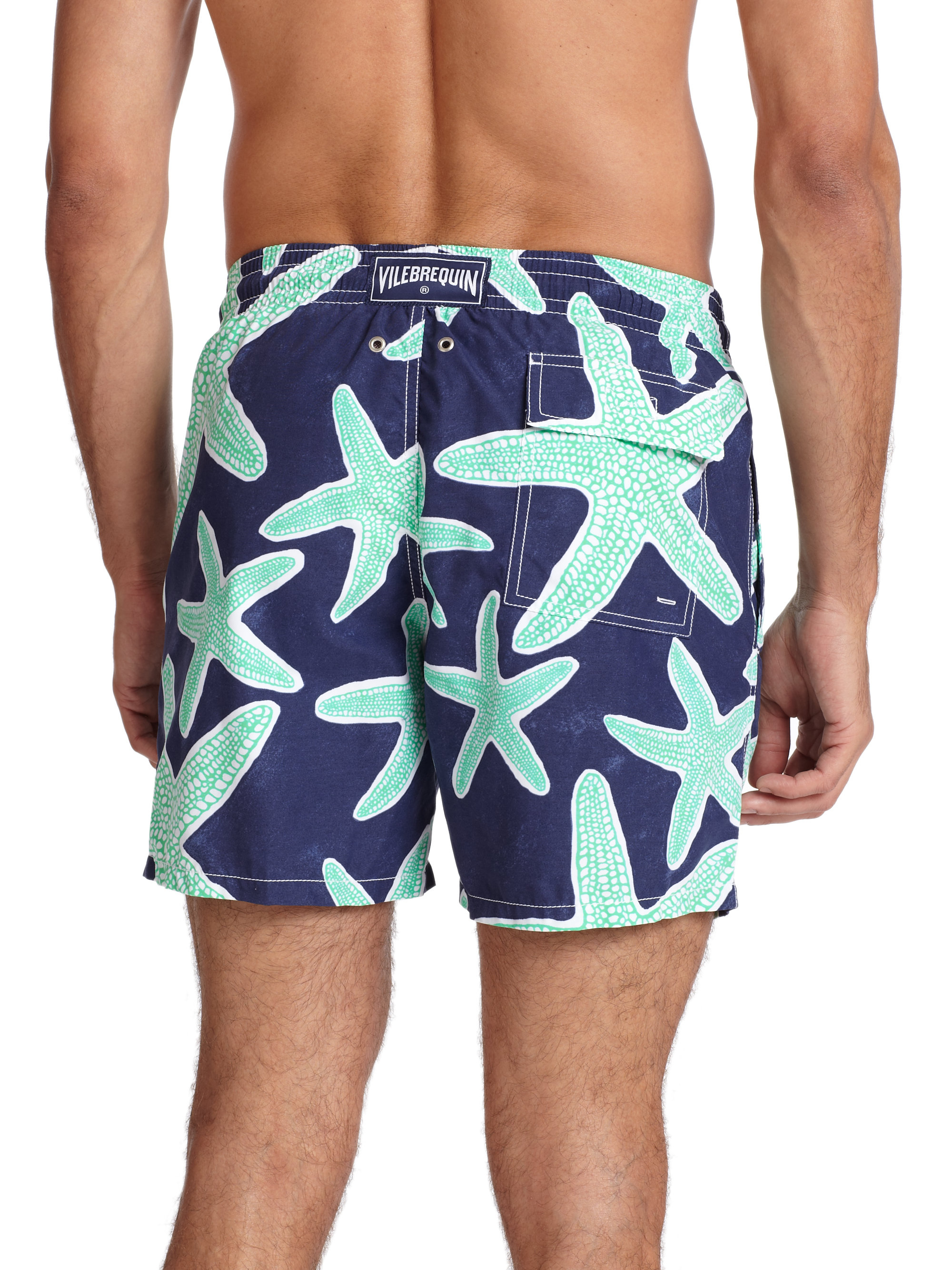 Popular For Sale Latest Collections For Sale Star Fish Swimshorts Vilebrequin xpXi4b