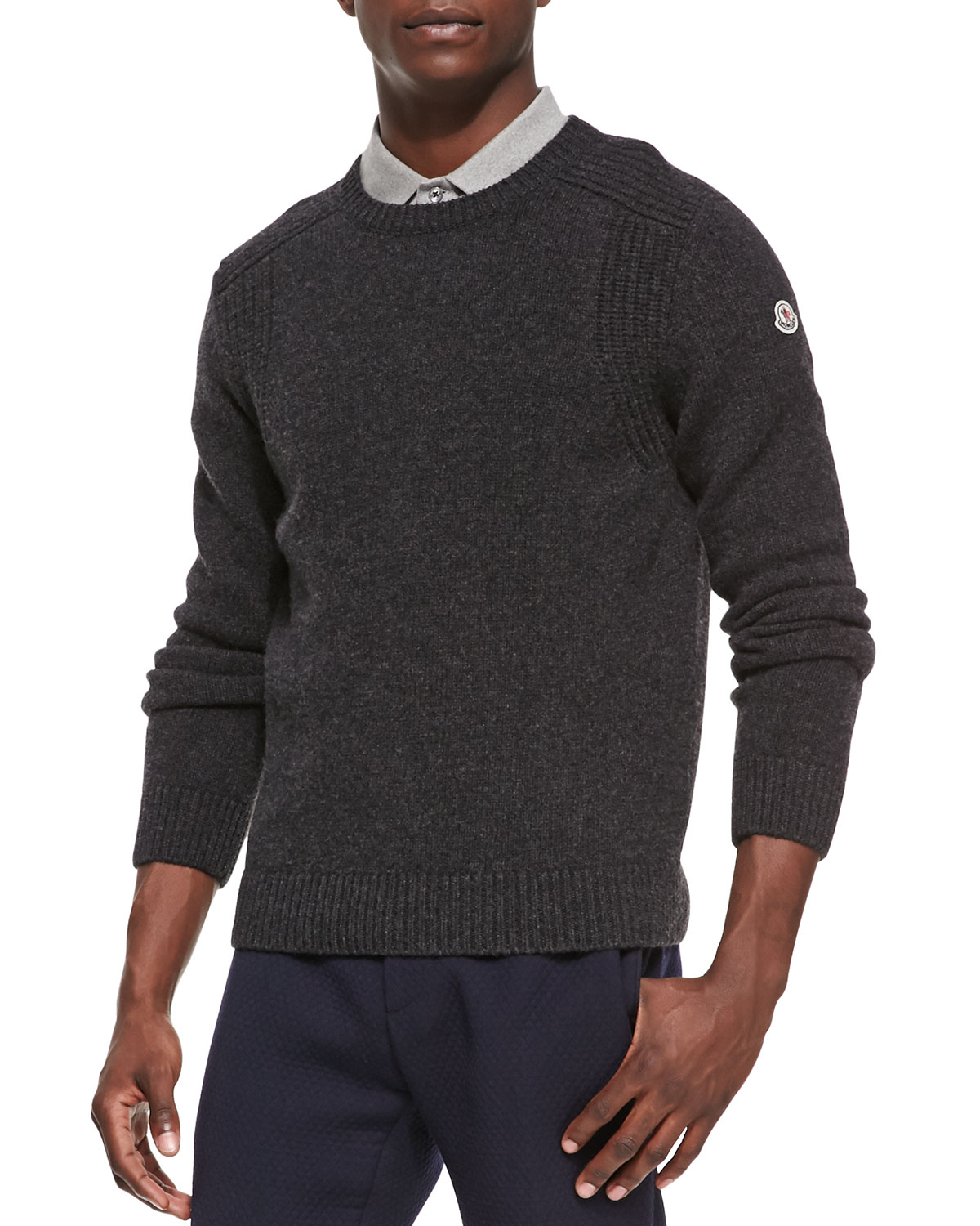 moncler mens pullover