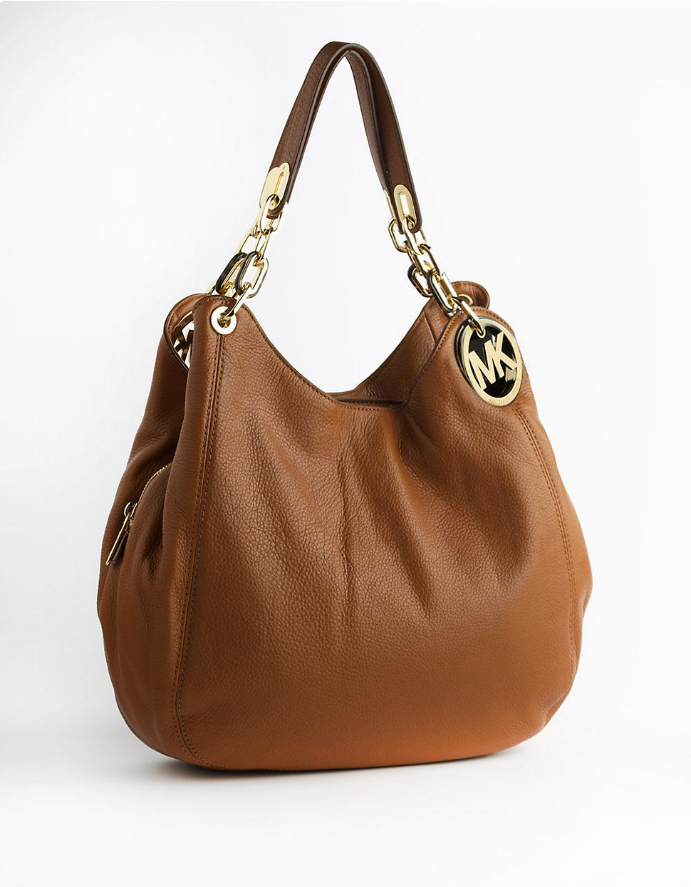 dae8927d68e7 Michael Kors Brown Purse With Gold Chain - Best Purse Image Ccdbb.Org