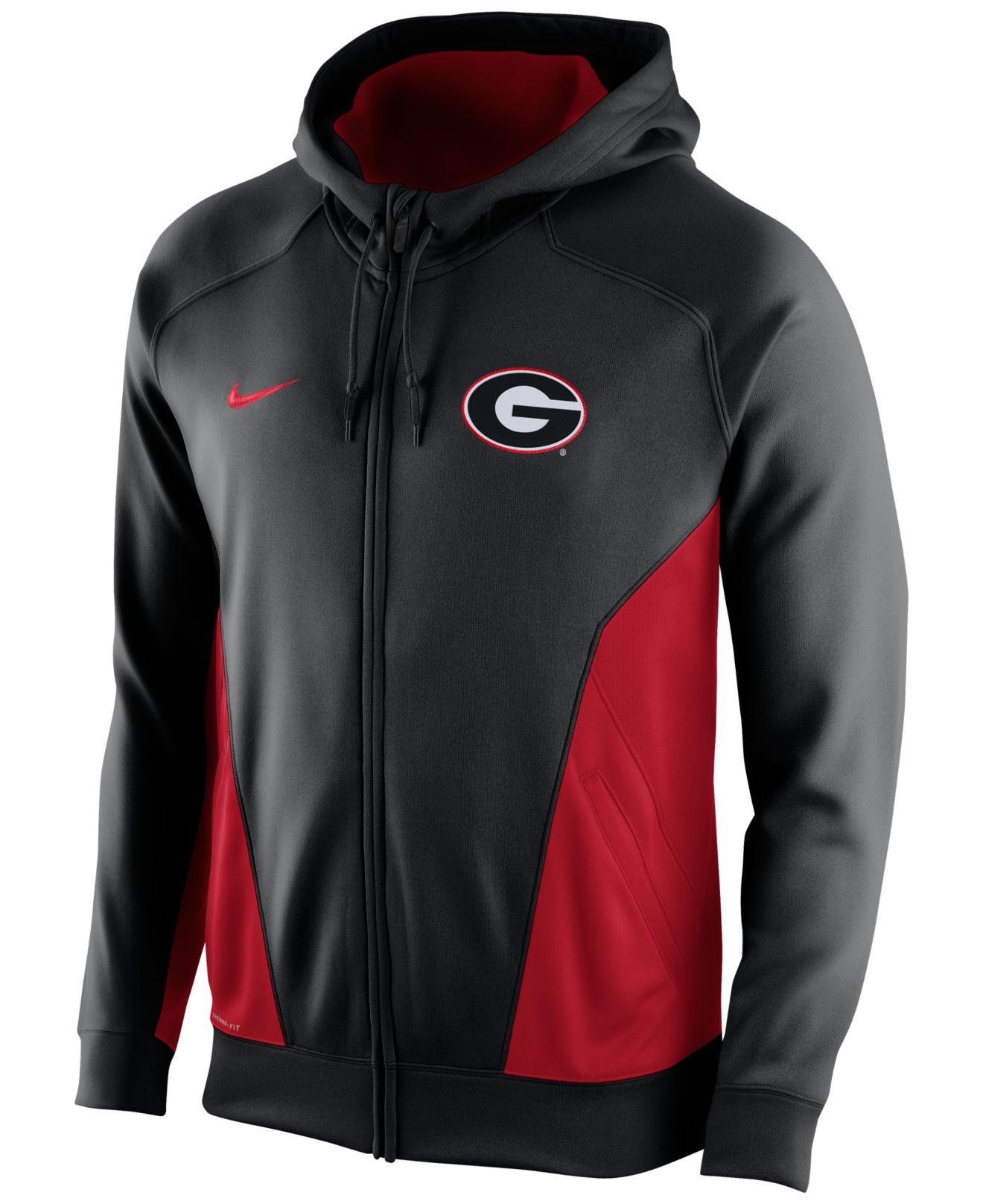 Georgia bulldog hoodies