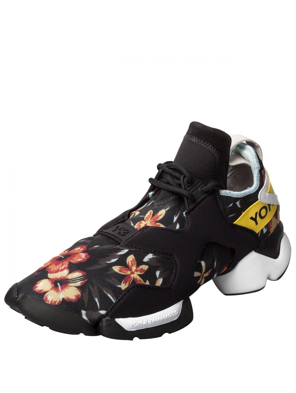 5b29bb5210cf4 Y-3 Kohna Neoprene Sneaker Graphic for Men - Lyst