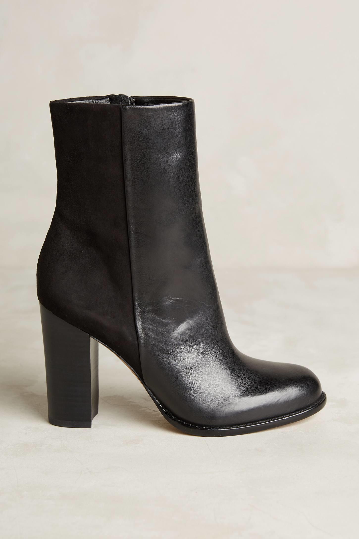sam edelman reyes boots in black lyst