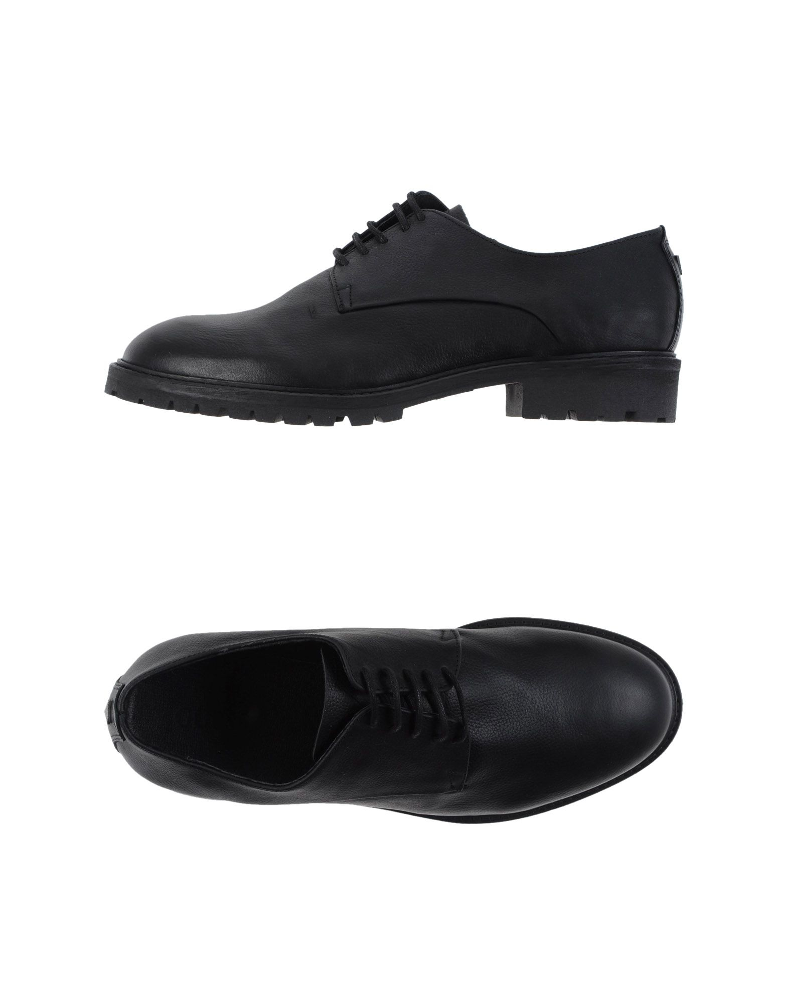 guess lace up shoes in black for lyst